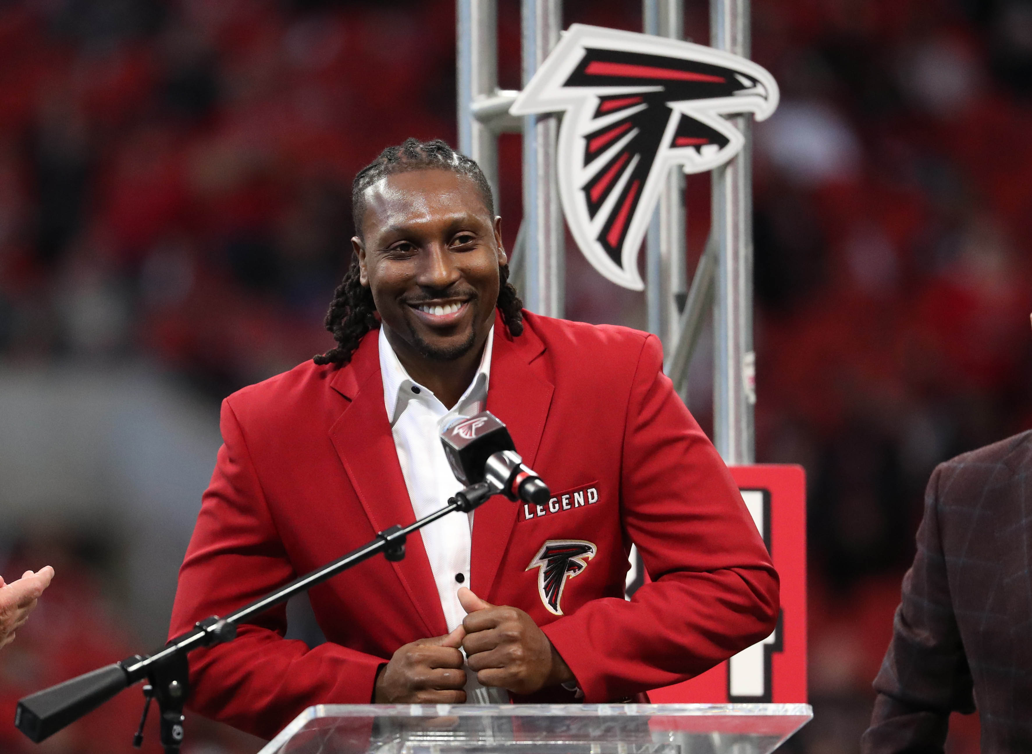 Roddy White has perfect take on Titans' free agency plans for Ryan Tannehill, Derrick Henry