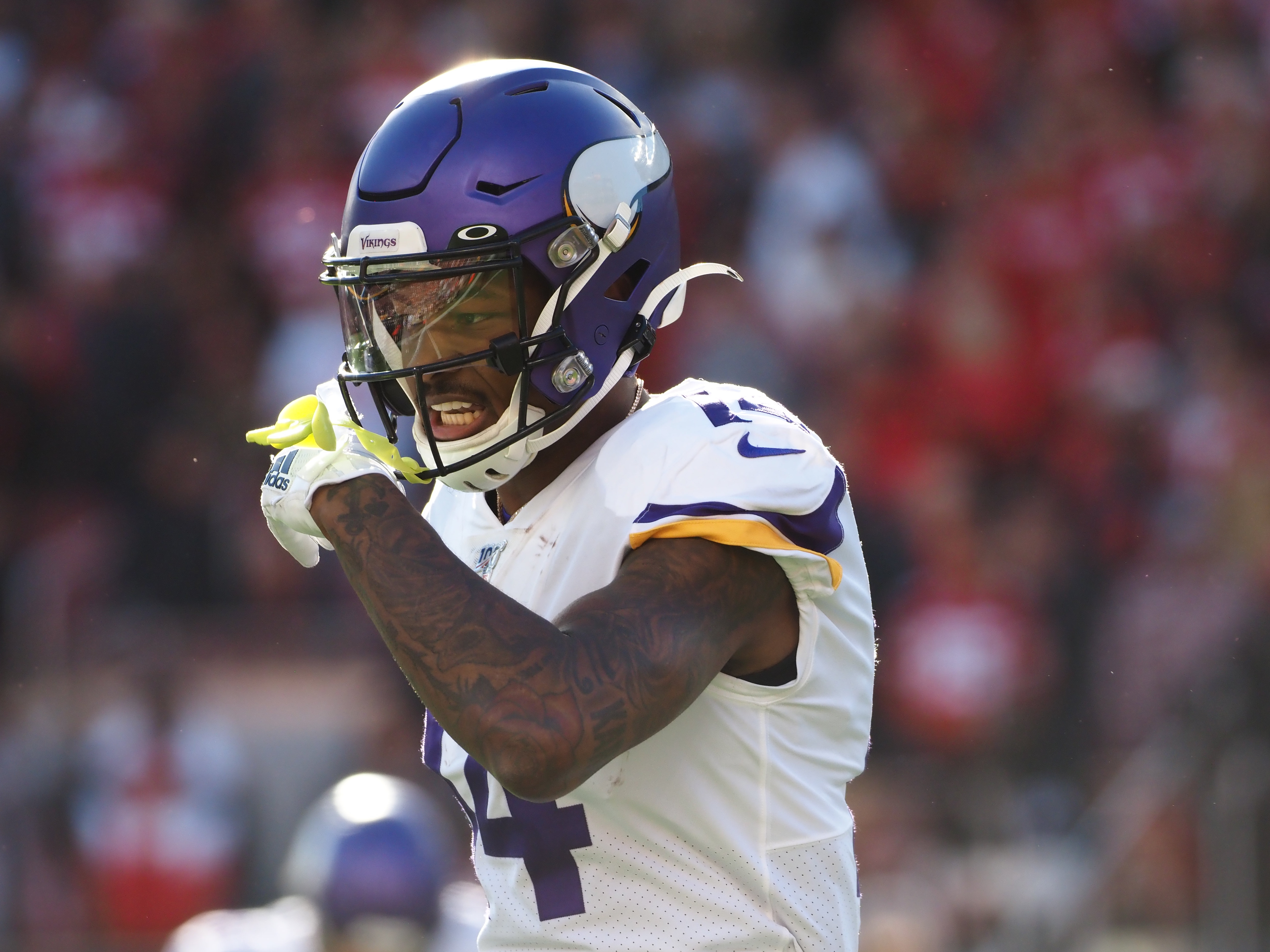 Stefon Diggs sparks Vikings trade rumors with cryptic tweet
