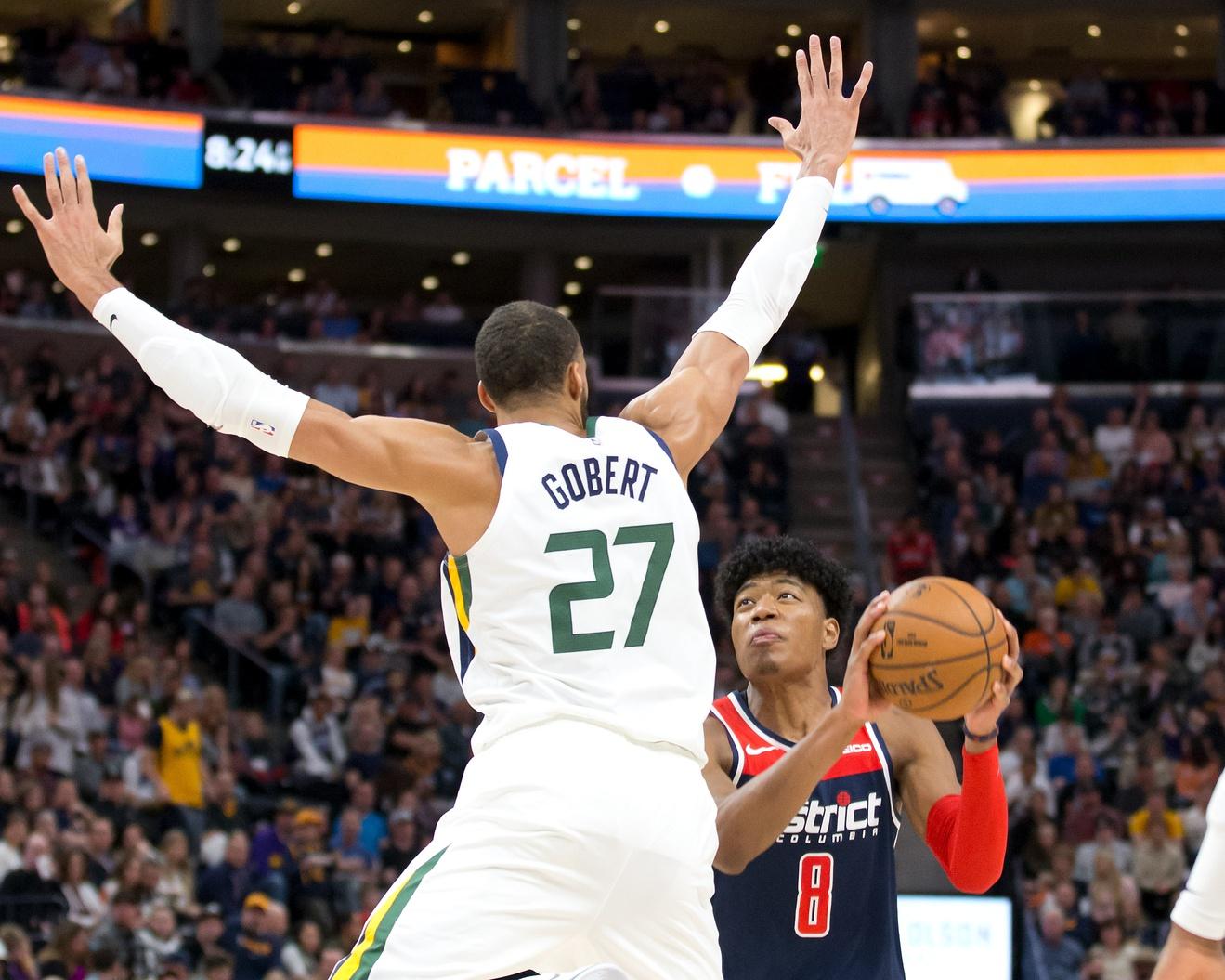 NBA Fantasy Stud of the Night: Rudy Gobert