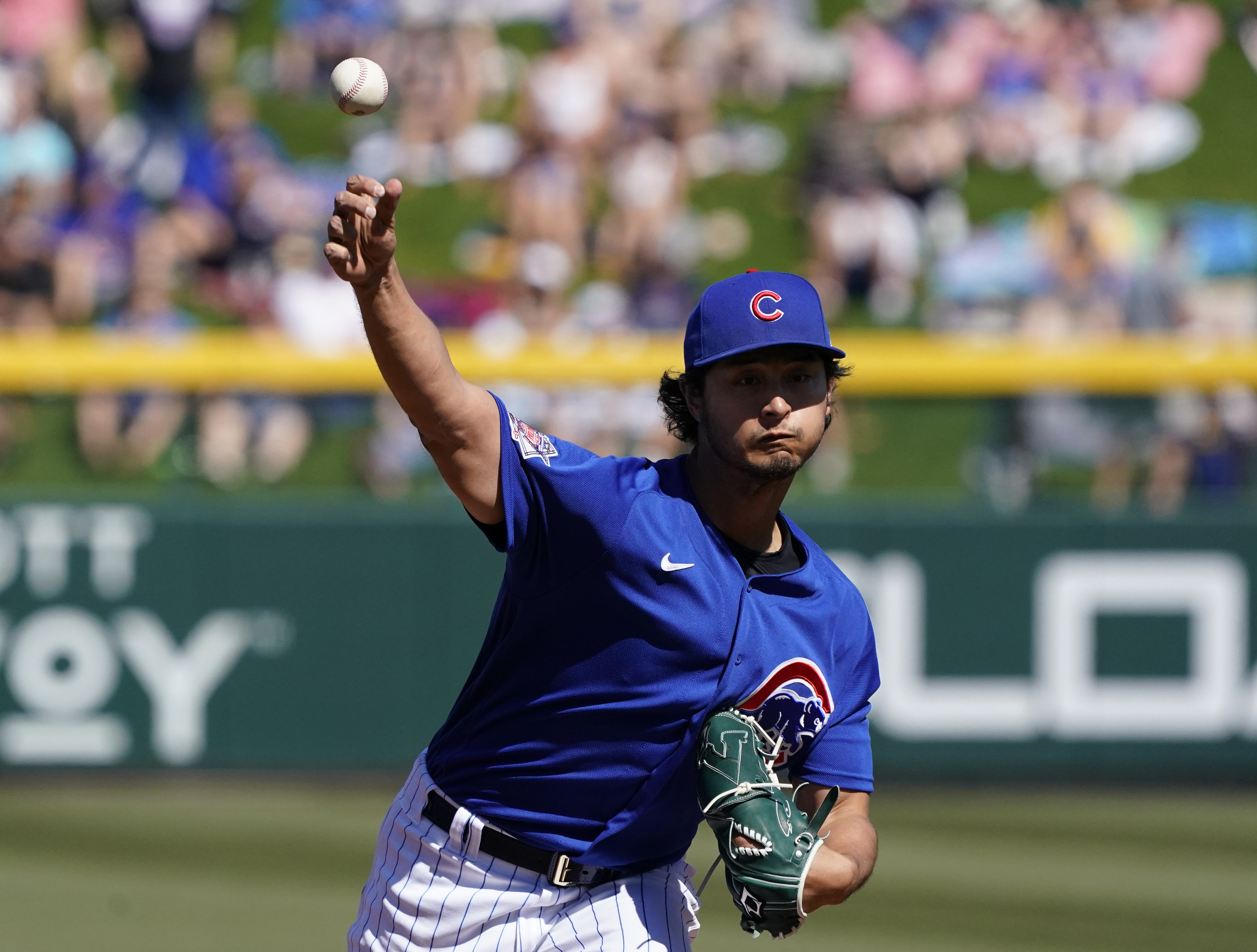 Yu Darvish raises eyebrows with funny joke about taking PEDs