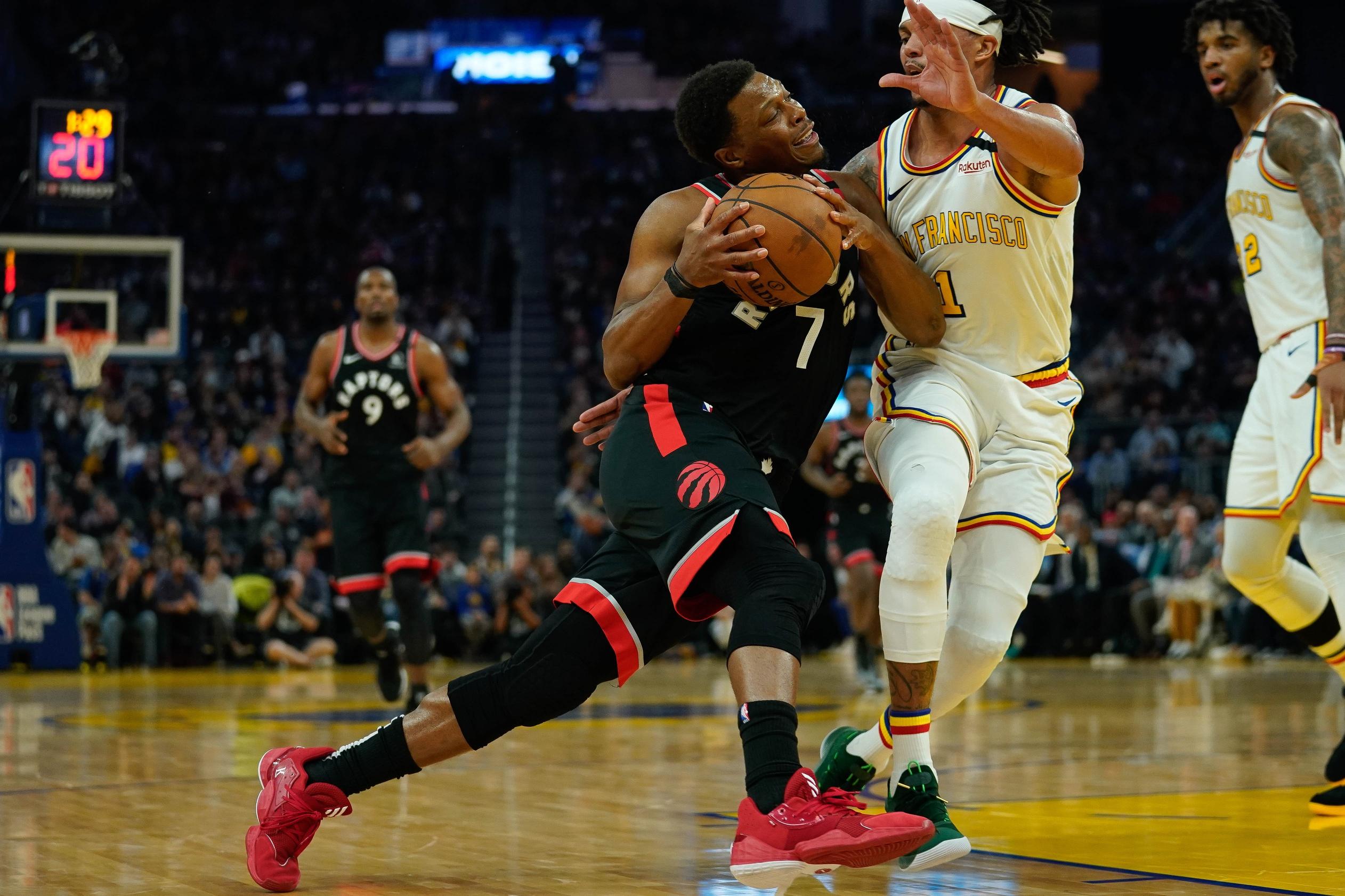 NBA Fantasy Stud of the Night: Kyle Lowry