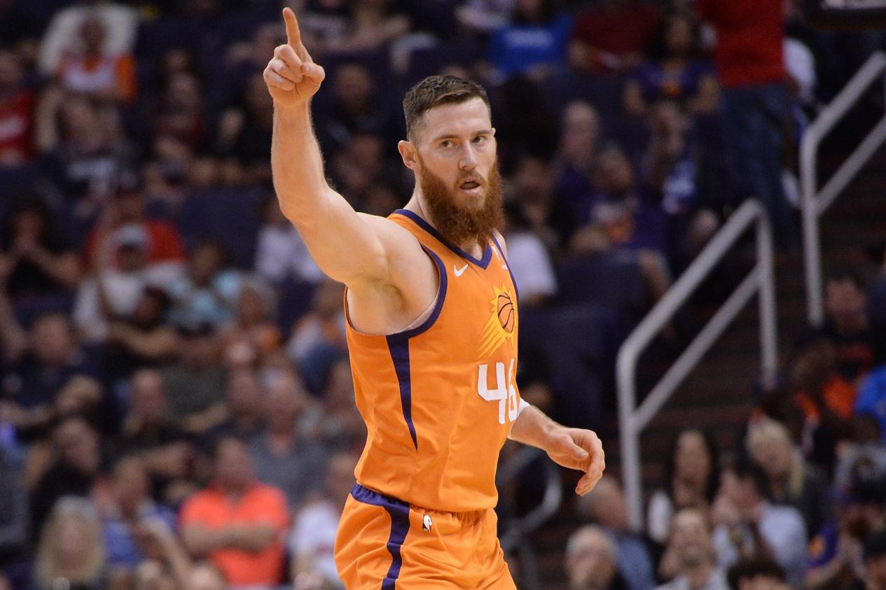NBA Fantasy Stud of the Night: Aron Baynes