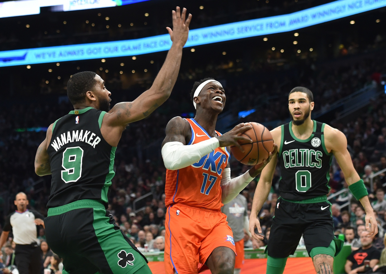 Rapid Recap: Celtics collapse in final minute of brutally close matchup vs. OKC