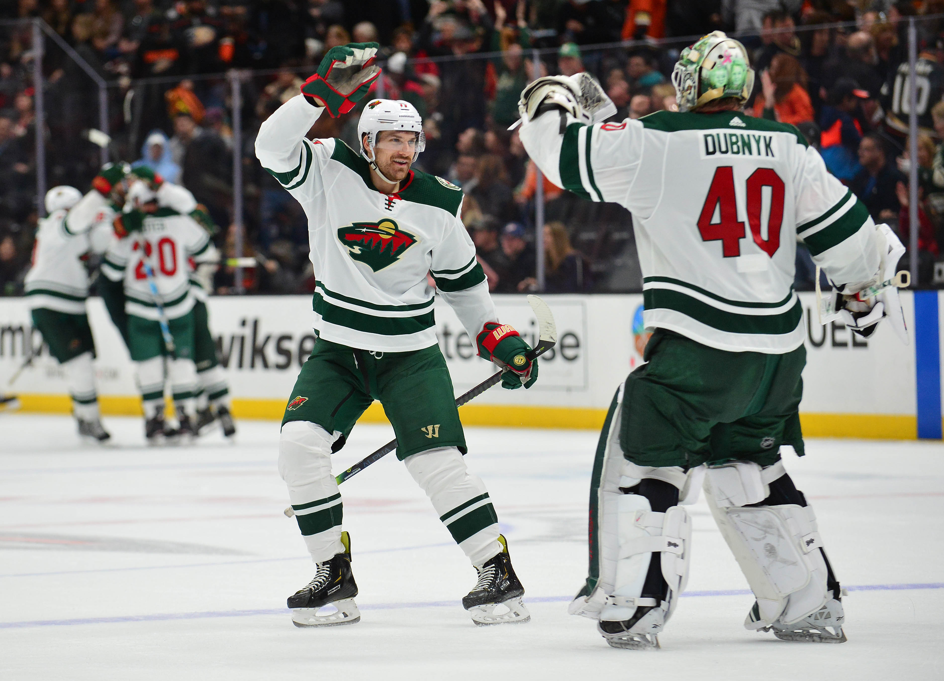 The Best Goaltenders of All Time for the Minnesota Wild