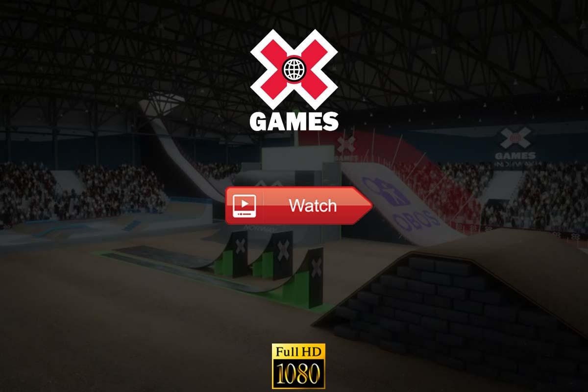 X Games Live Stream