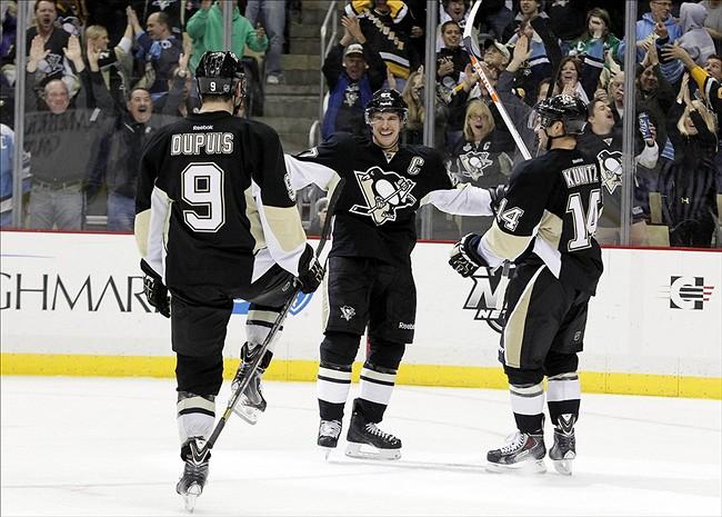 Remembering the 2013 Penguins' 15-game winning streak