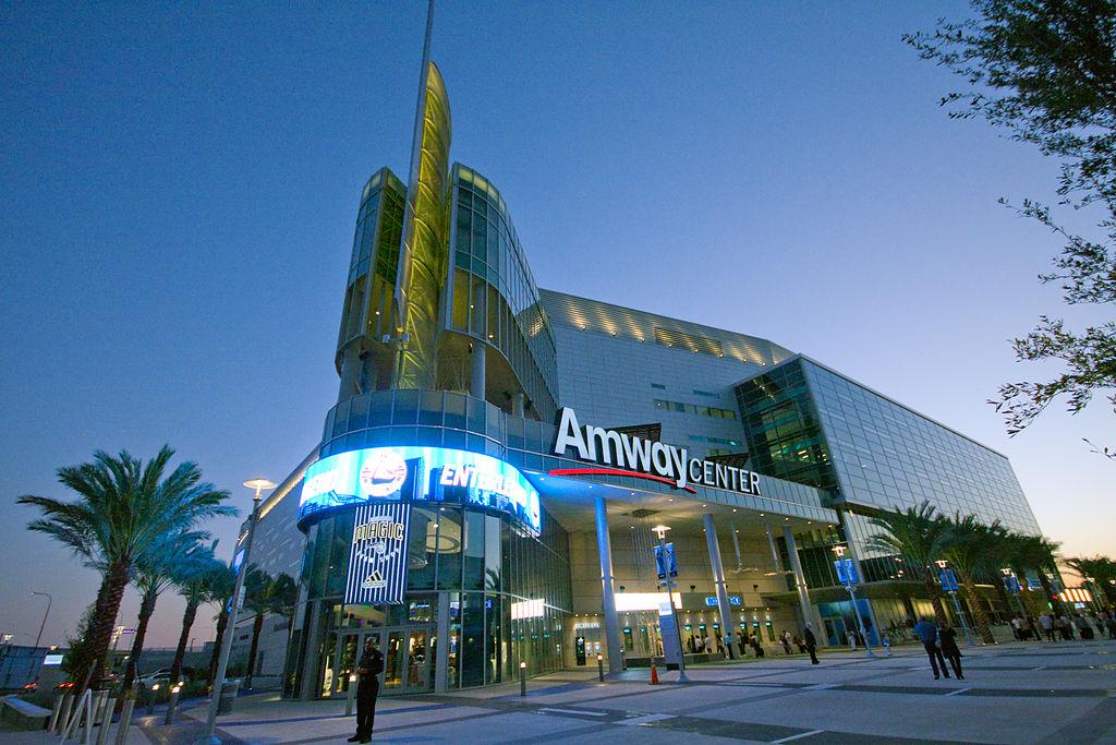 Orlando Magic arena to be used as a coronavirus distribution center