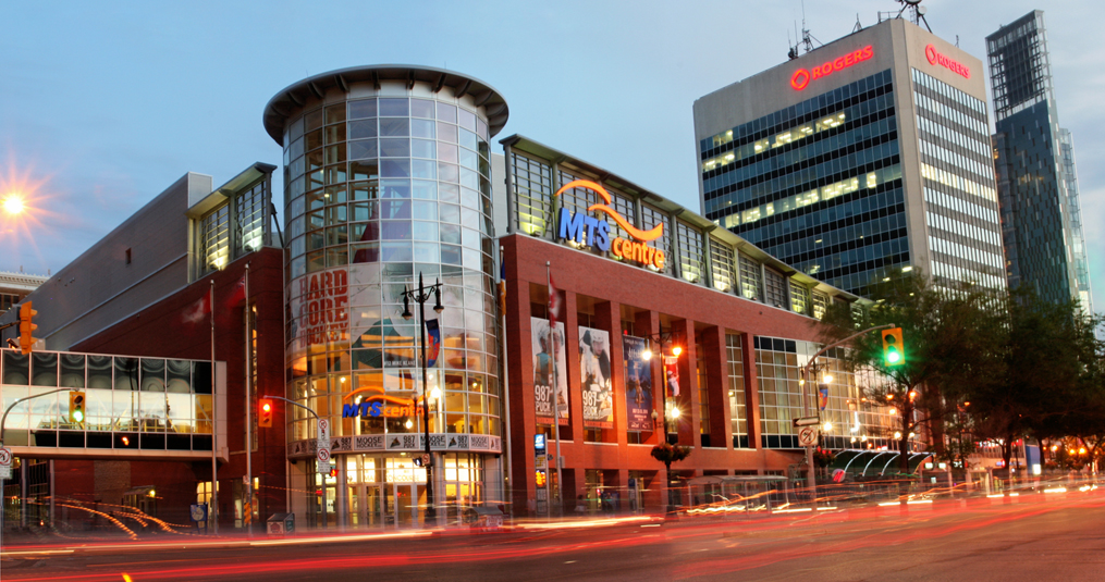 Winnipeg should be a frontrunner to host games if NHL returns