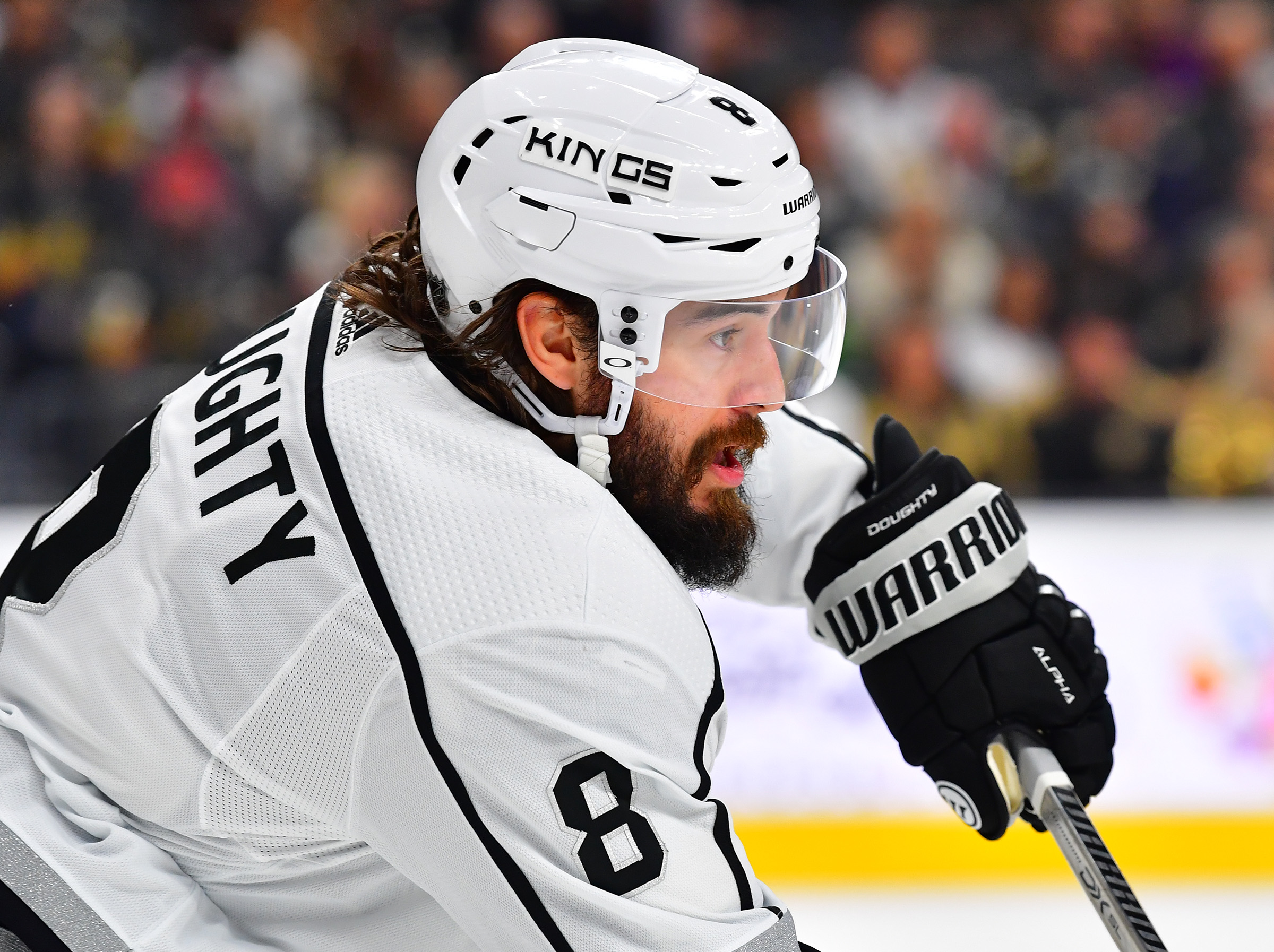 Drew Doughty's stance on the NHL season should not be too surprising