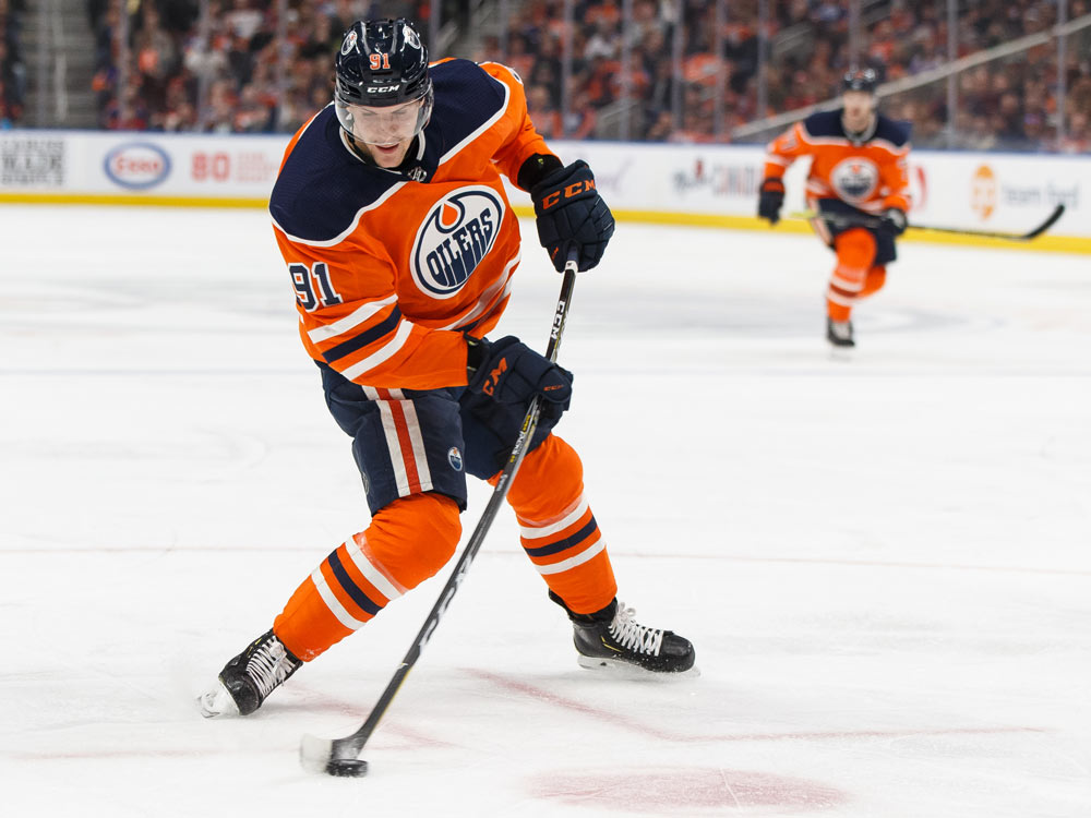 Edmonton Oilers Bubble Report: Day 2