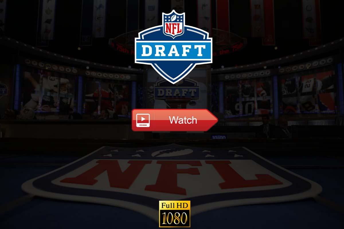 NFL Draft live stream Reddit