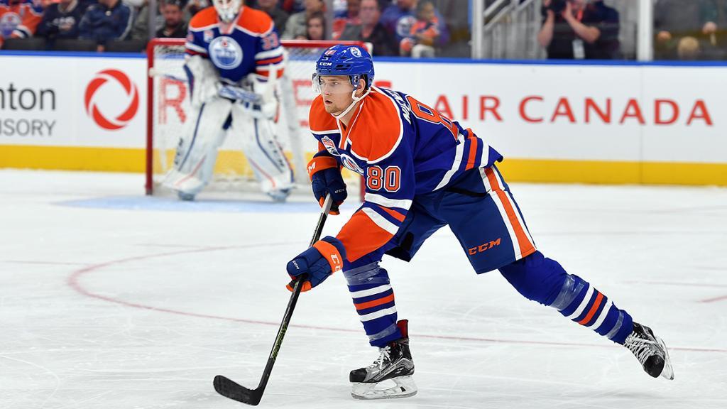 Oilers Sign Markus Niemelainen, Berglund Next