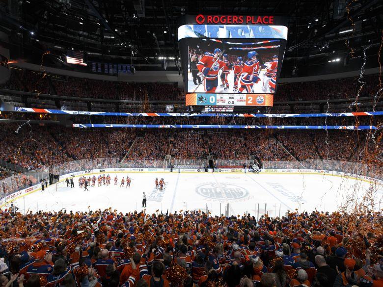 REPORT: Edmonton Frontrunner To Host NHL Games