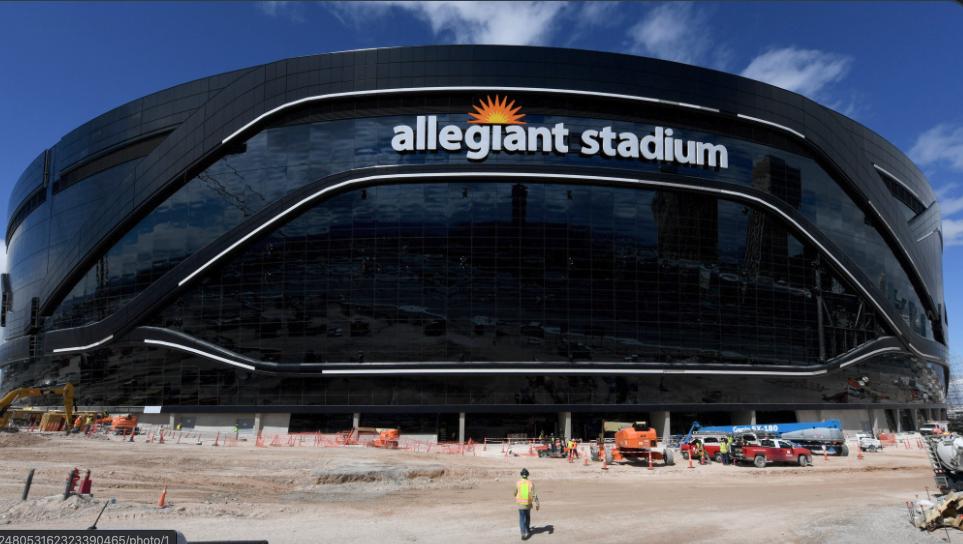 Look: Oakland Raiders' new venue, Allegiant Stadium, is absolutely stunning
