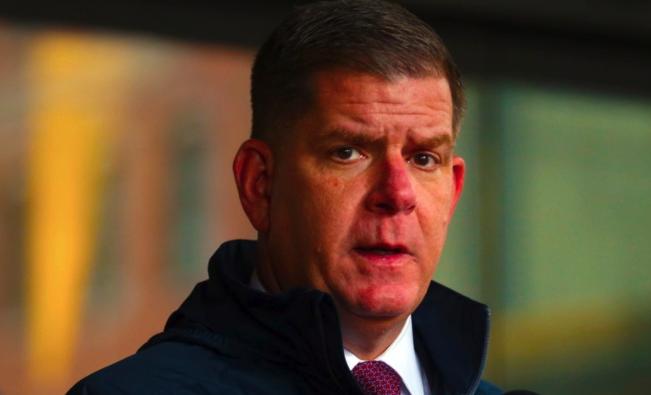 Boston Mayor Marty Walsh trolls Tom Brady in interview