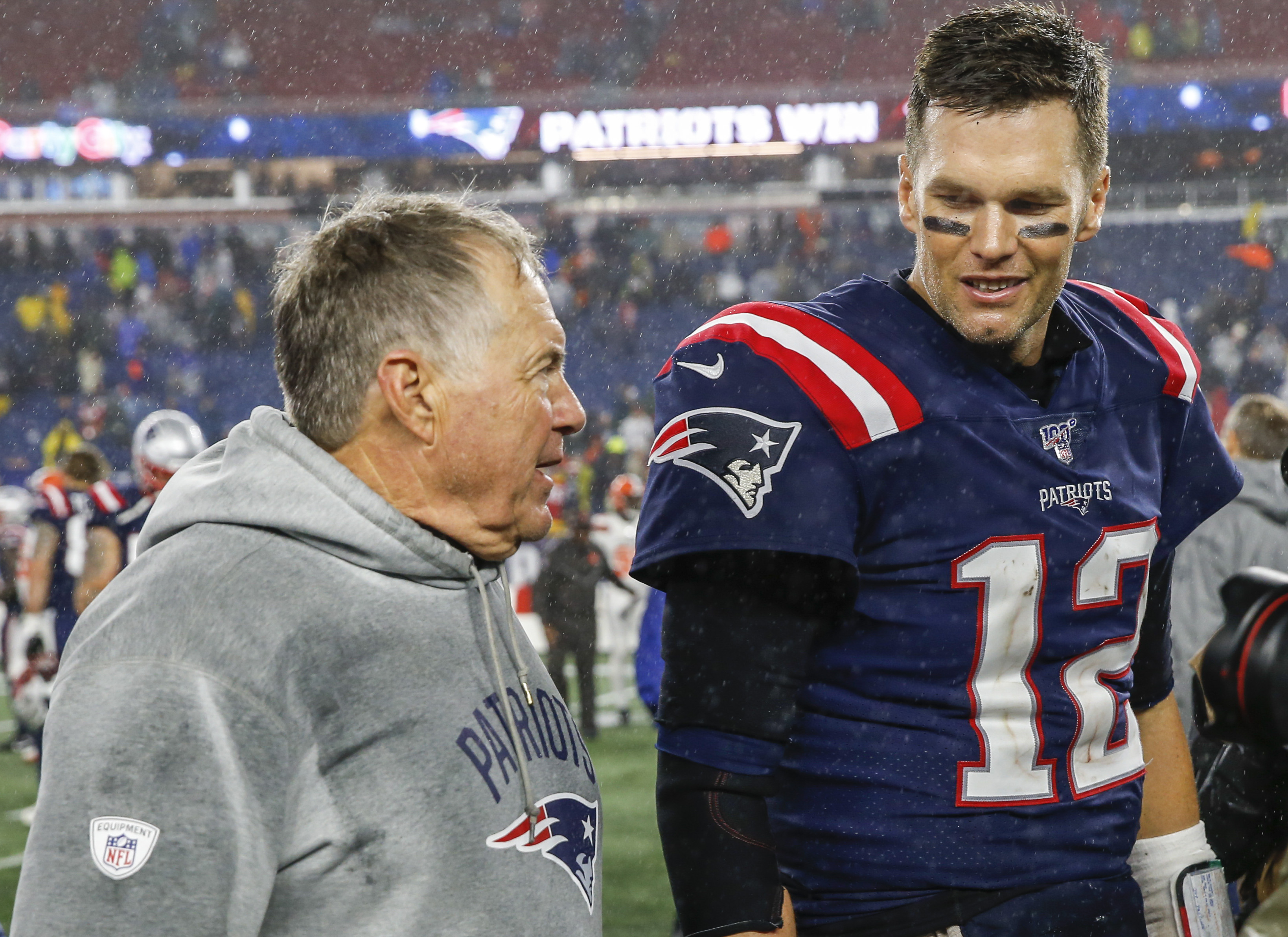 Bill Belichick already moving on from Tom Brady's departure
