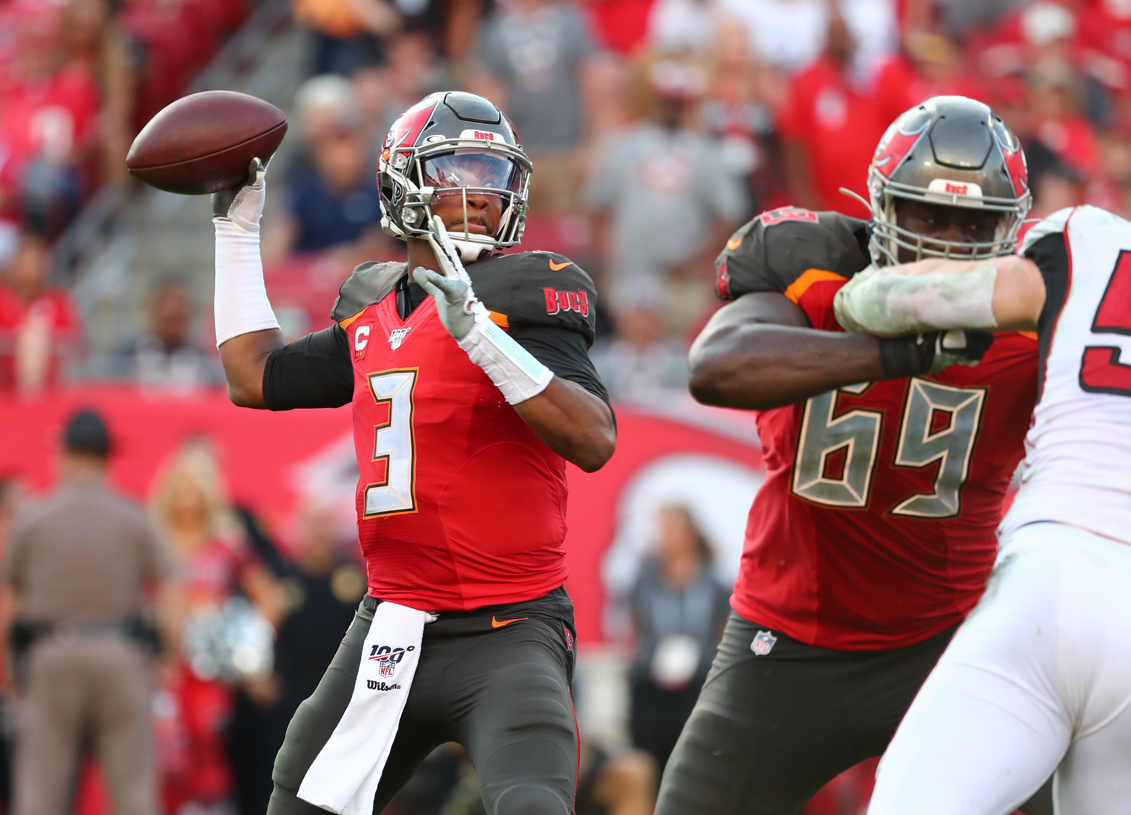 Bucs QB coach Clyde Christensen believes he 'failed' Jameis Winston