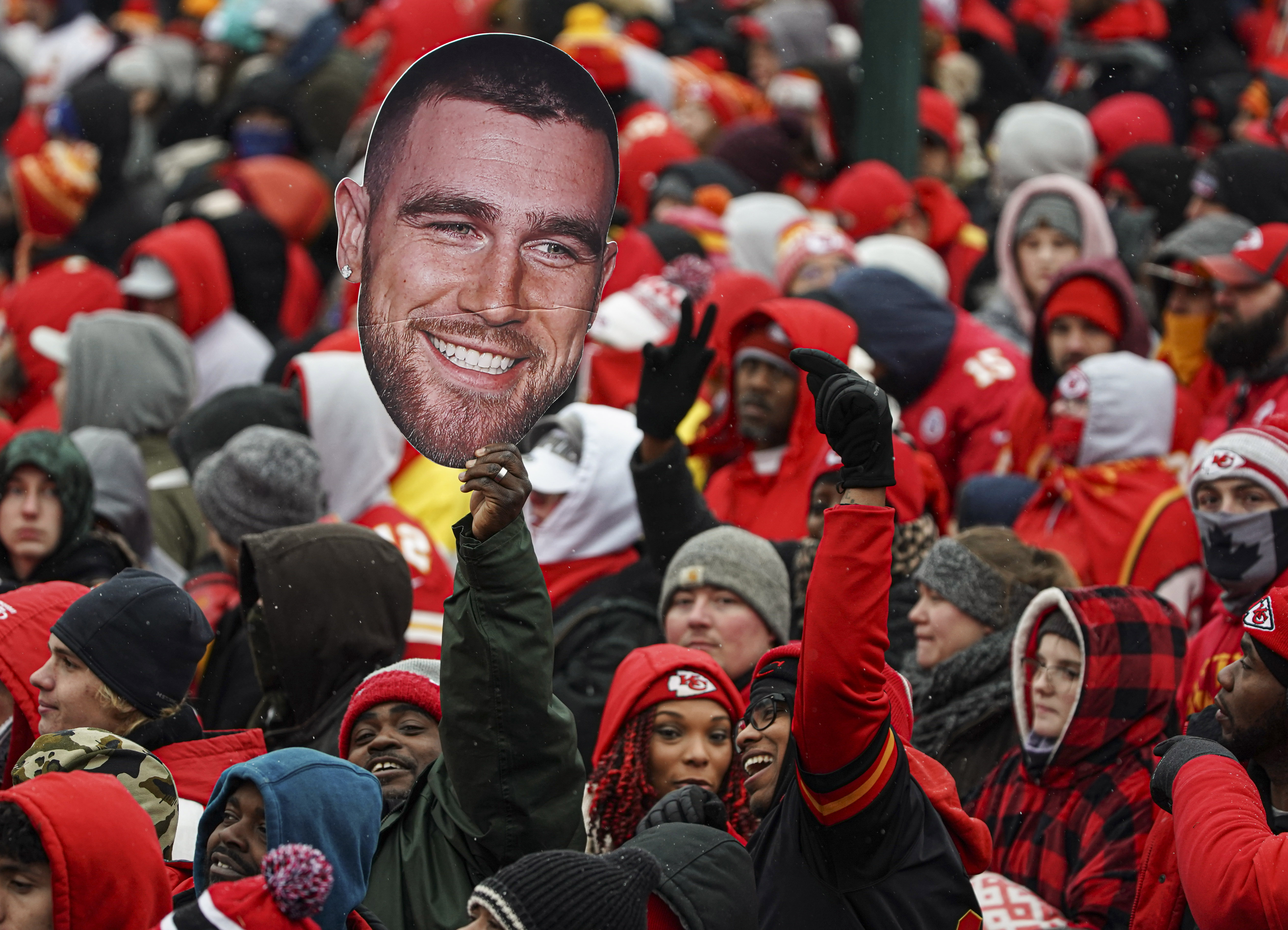 Travis Kelce: Chiefs will be ready for every NFL team's best shot next season, having won Super Bowl
