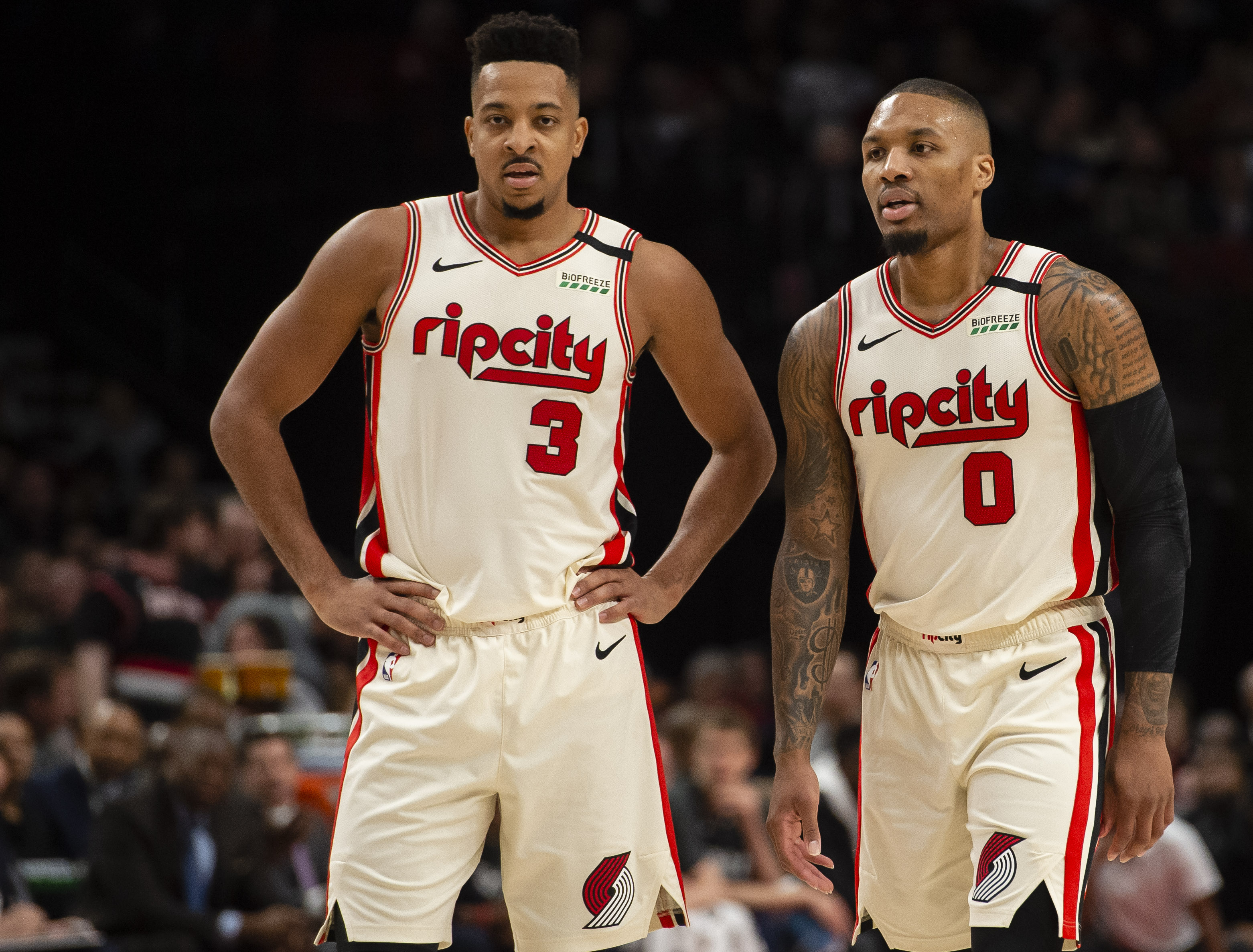 Damian Lillard on board with Blazers bringing back Lamarcus Aldridge
