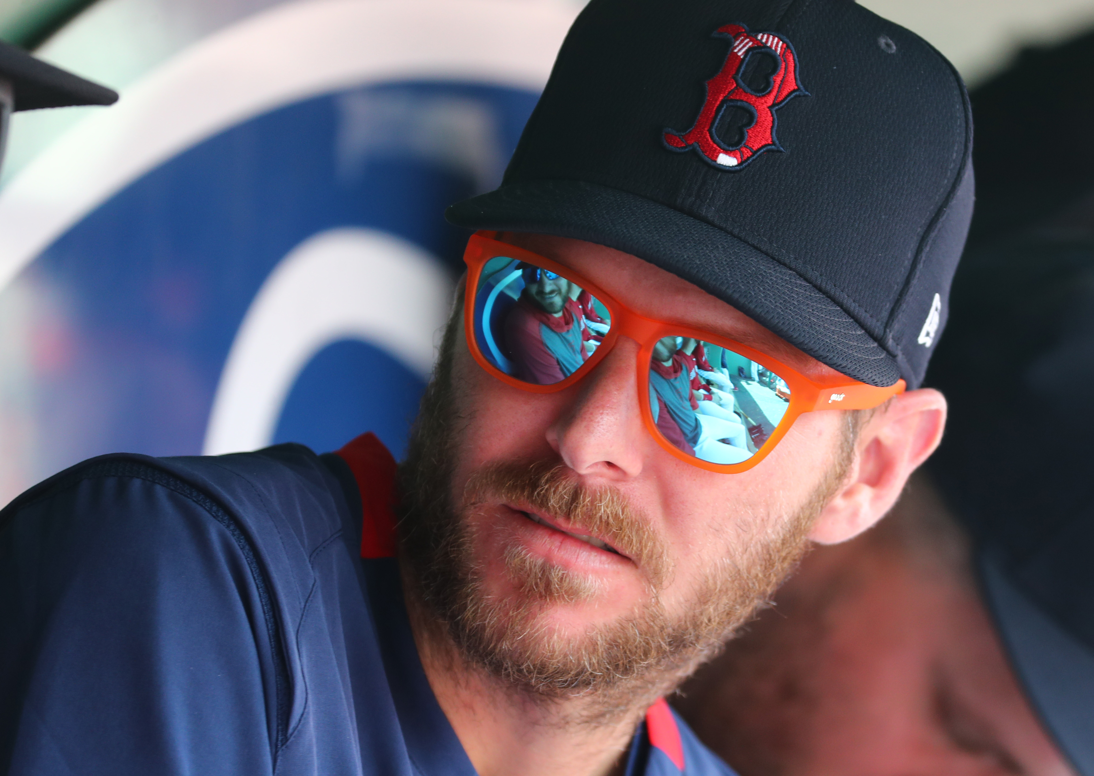 Chris Sale actually 'really happy' over how Tommy John surgery turned out
