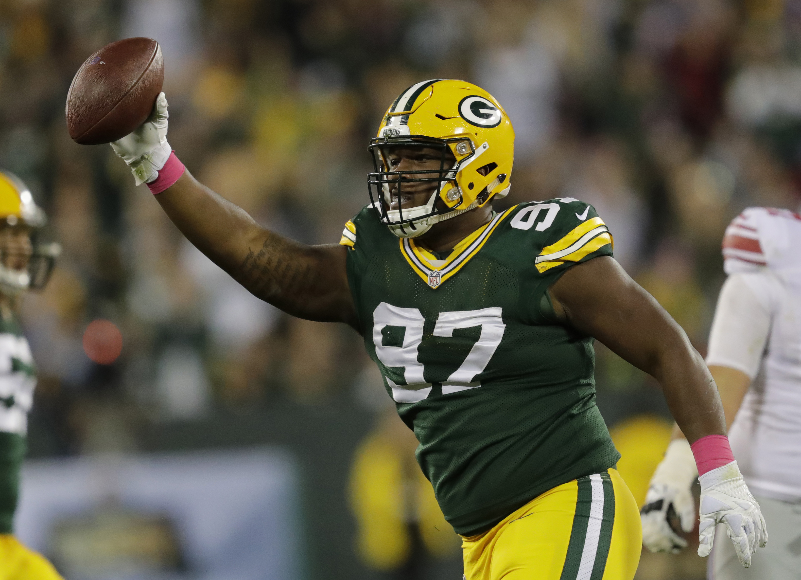 Five Reasons the Packers Should Sign Kenny Clark to a Contract Extension Soon