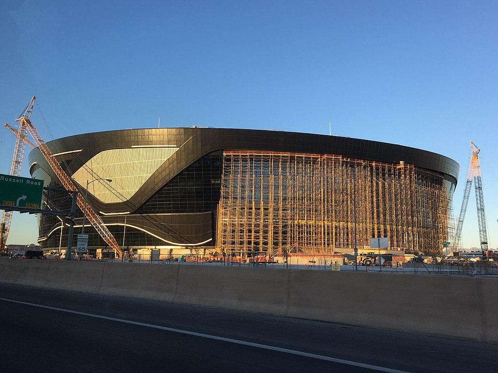 Should Raiders postpone Allegiant Stadium construction amid coronavirus outbreak?