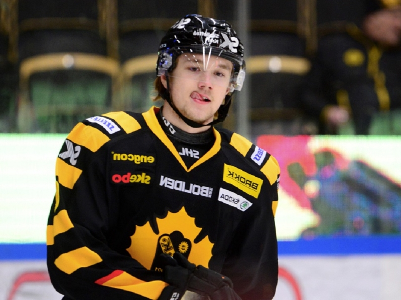 Oilers Sign D Filip Berglund