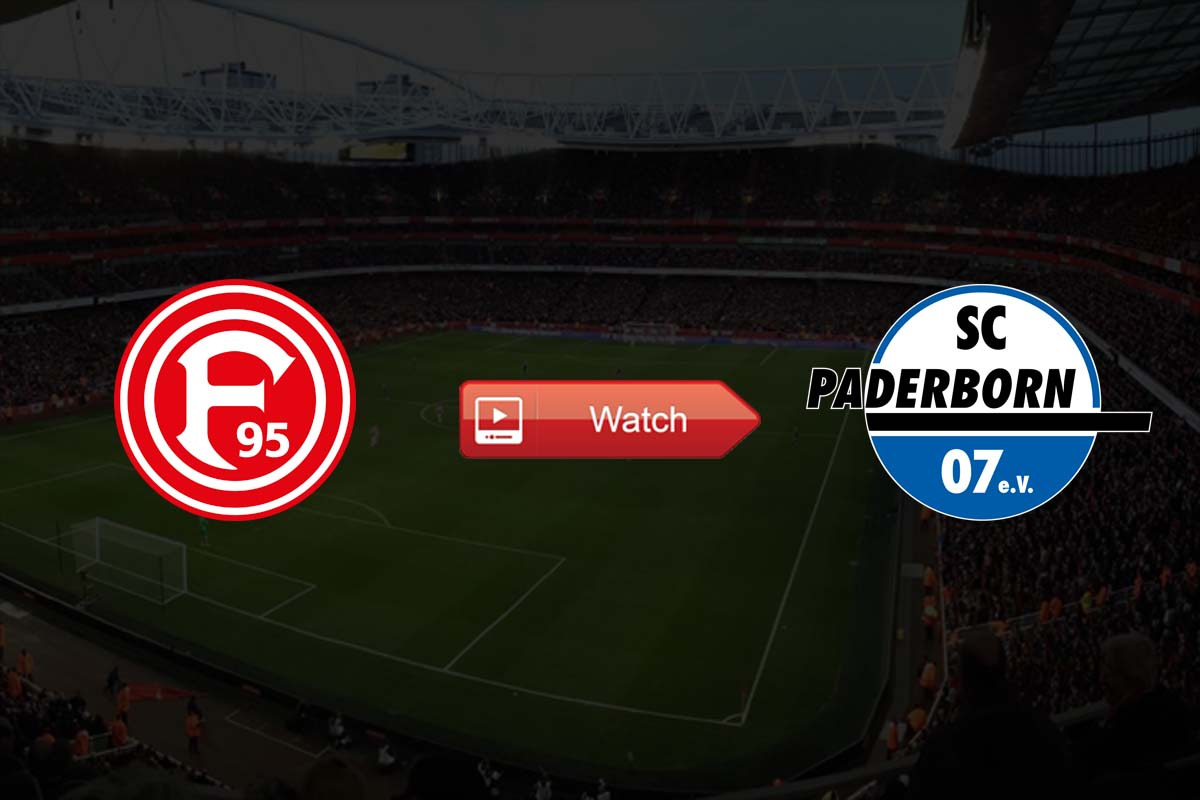 Dusseldorf vs Paderborn Live Stream Reddit