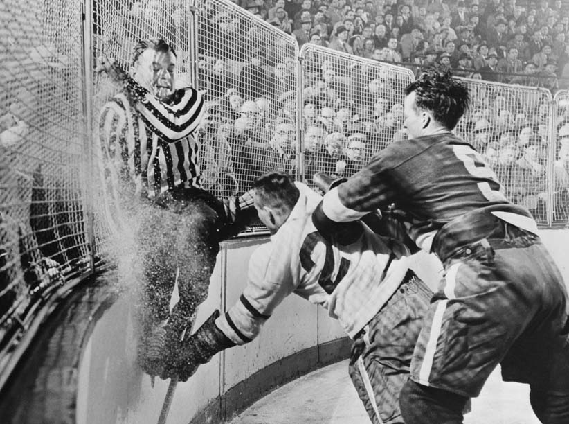 "Vintage Photo Gallery: ""Mr. Hockey"" Gordie Howe"