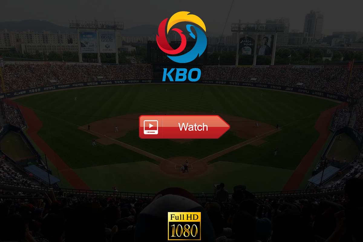 Korean Baseball League Live Stream Online