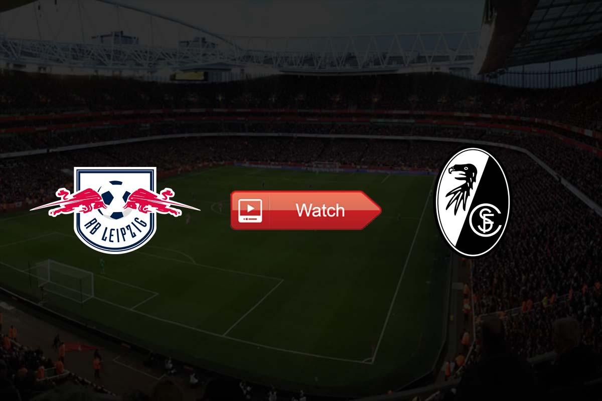 RB Leipzig vs SC Freiburg live stream Reddit