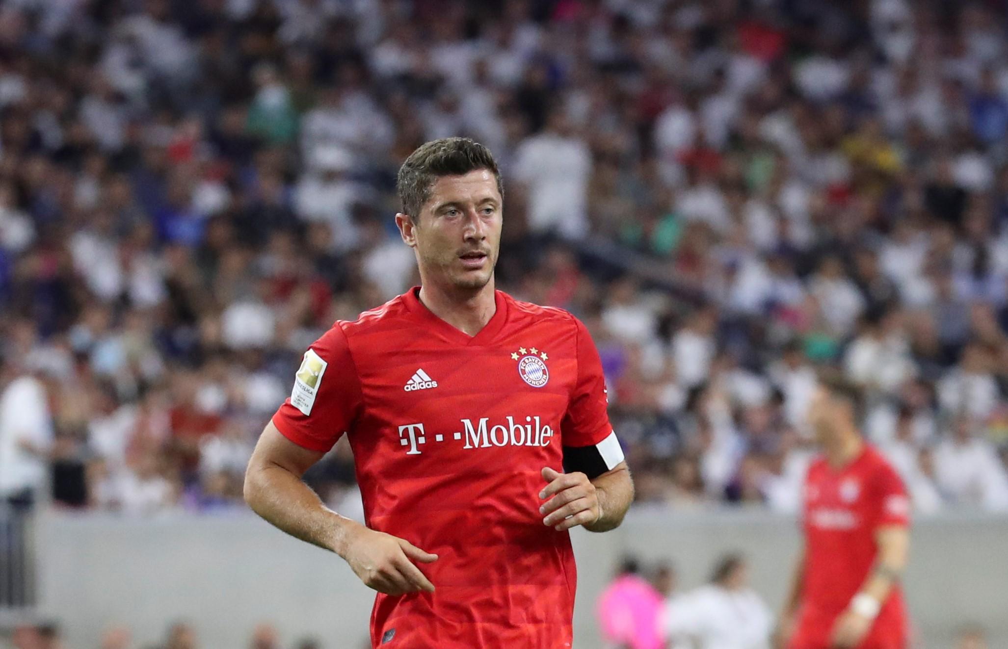Robert Lewandowski records third hat trick of the 2020-21 Bundesliga season