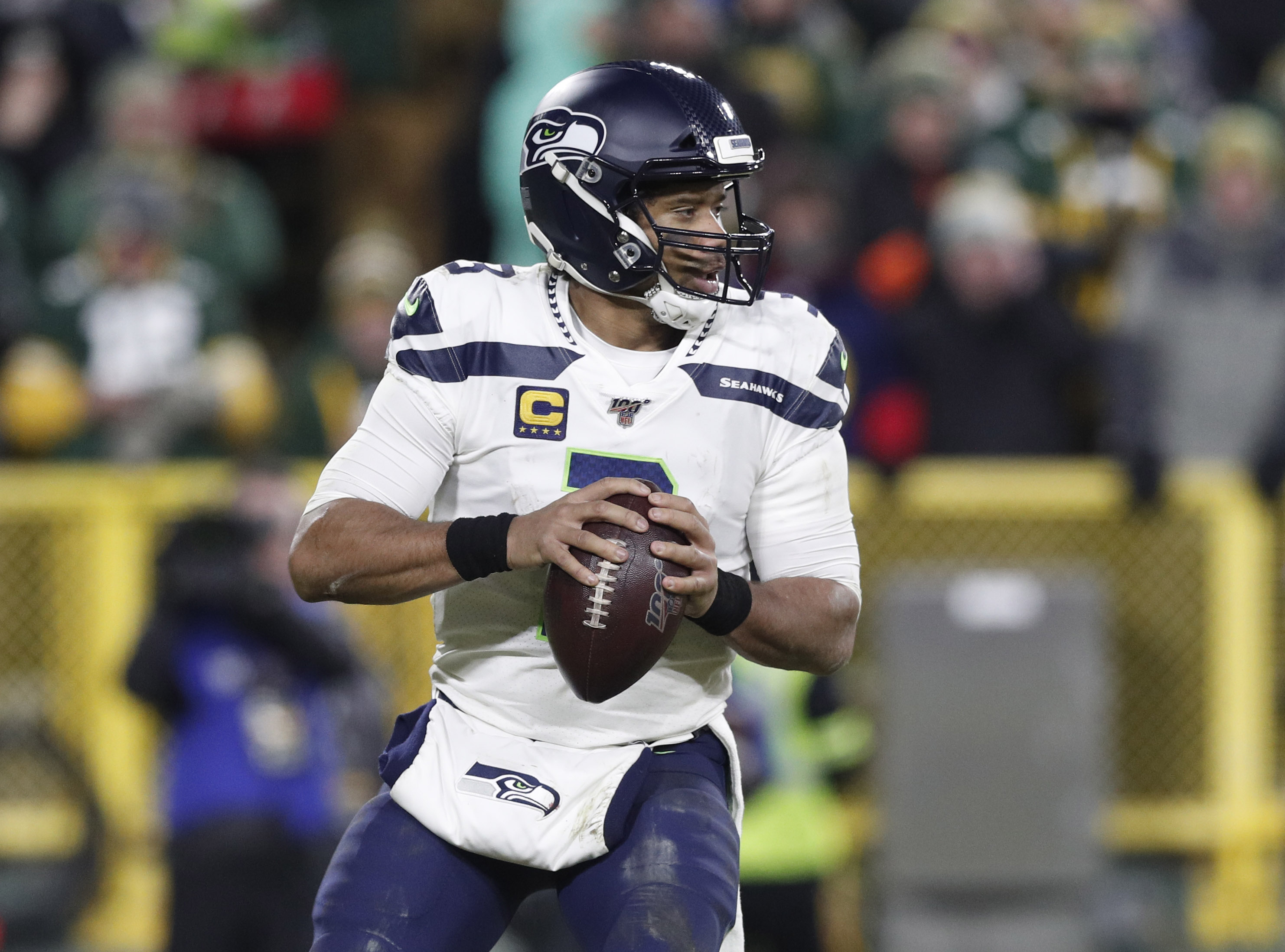 Brooks Koepka, Russell Wilson deserve recognition for generous donations during 'The Match'