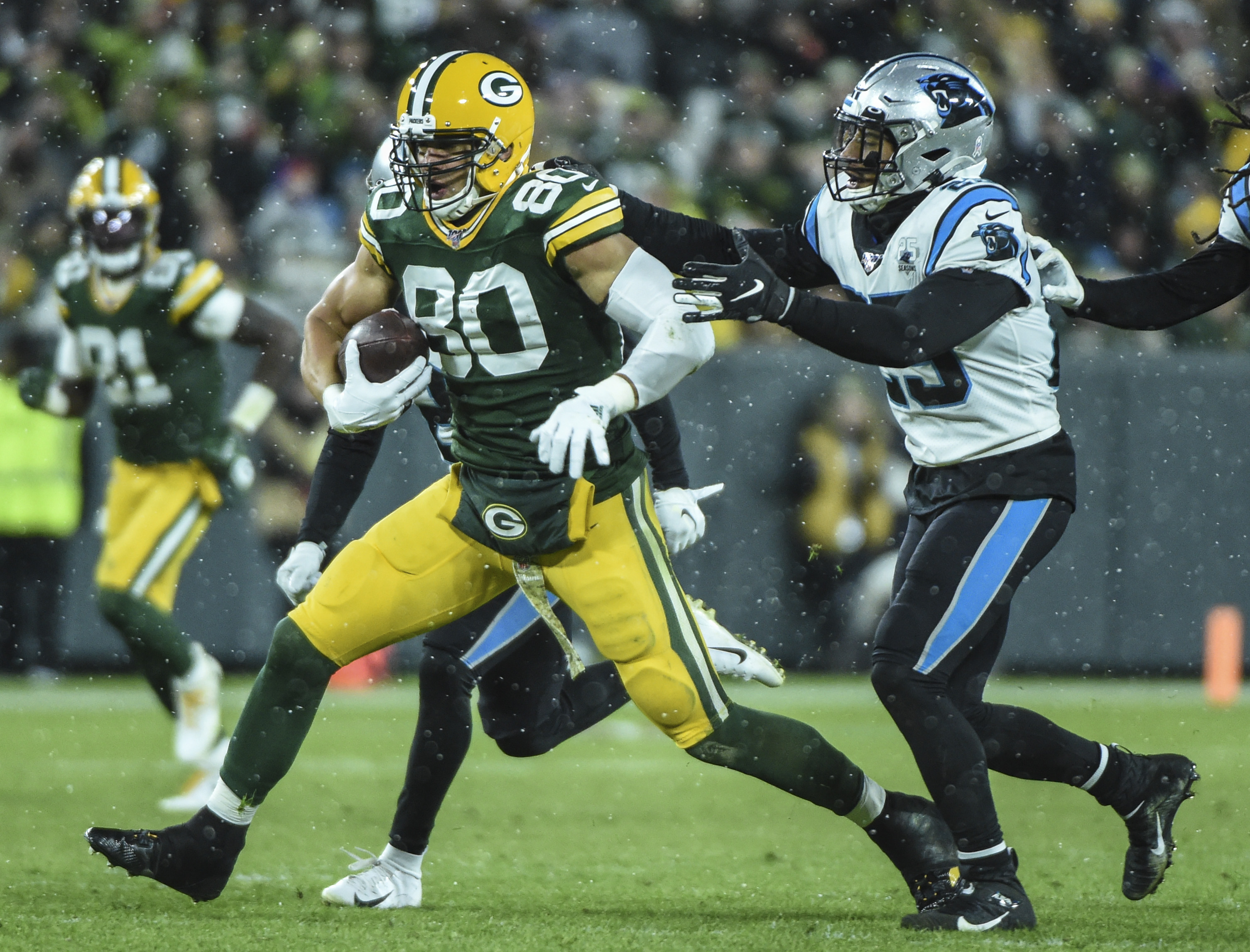 Four Former Packers That Green Bay Will Face in the 2020 Season