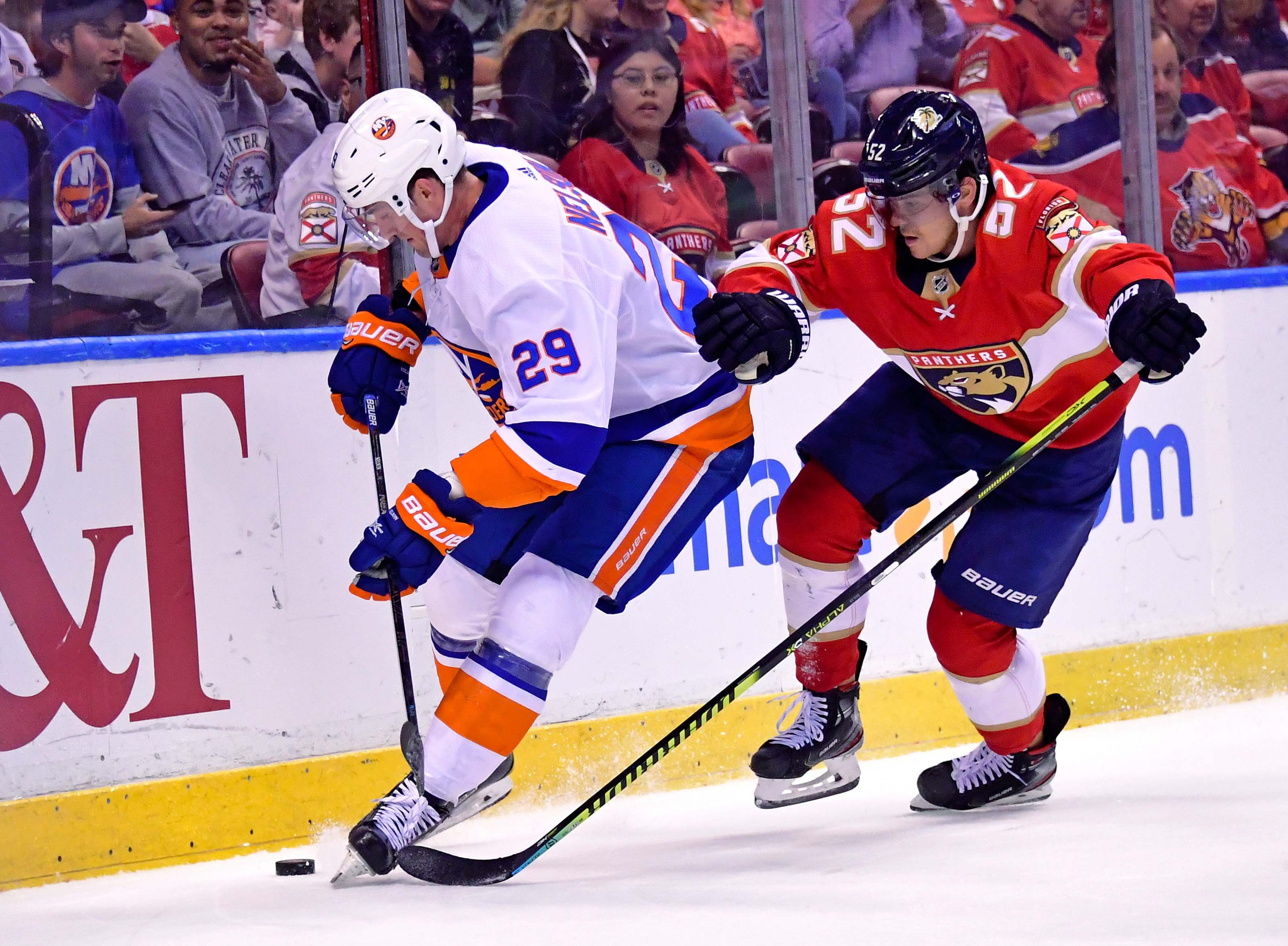 Islanders would face Panthers under proposed 24-team playoff format