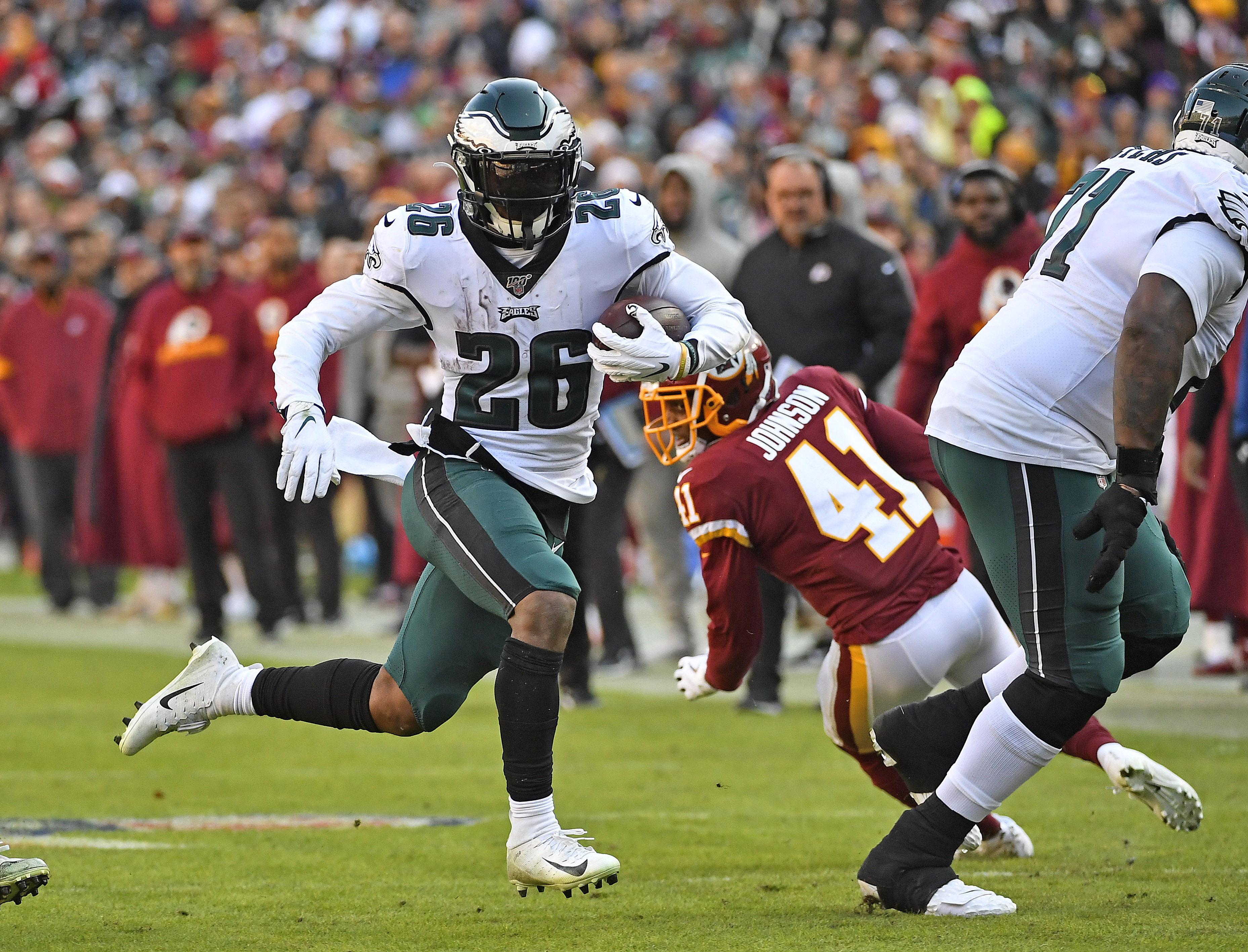 Report: Eagles to open 2020 season against Redskins