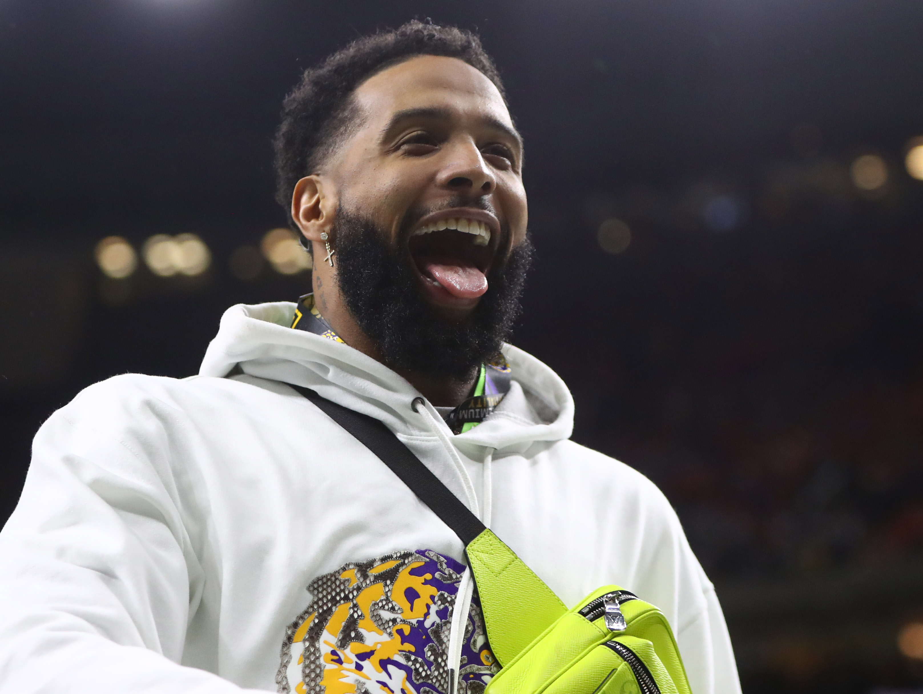 Odell Beckham Jr. predicts 2020 will be one of his best seasons