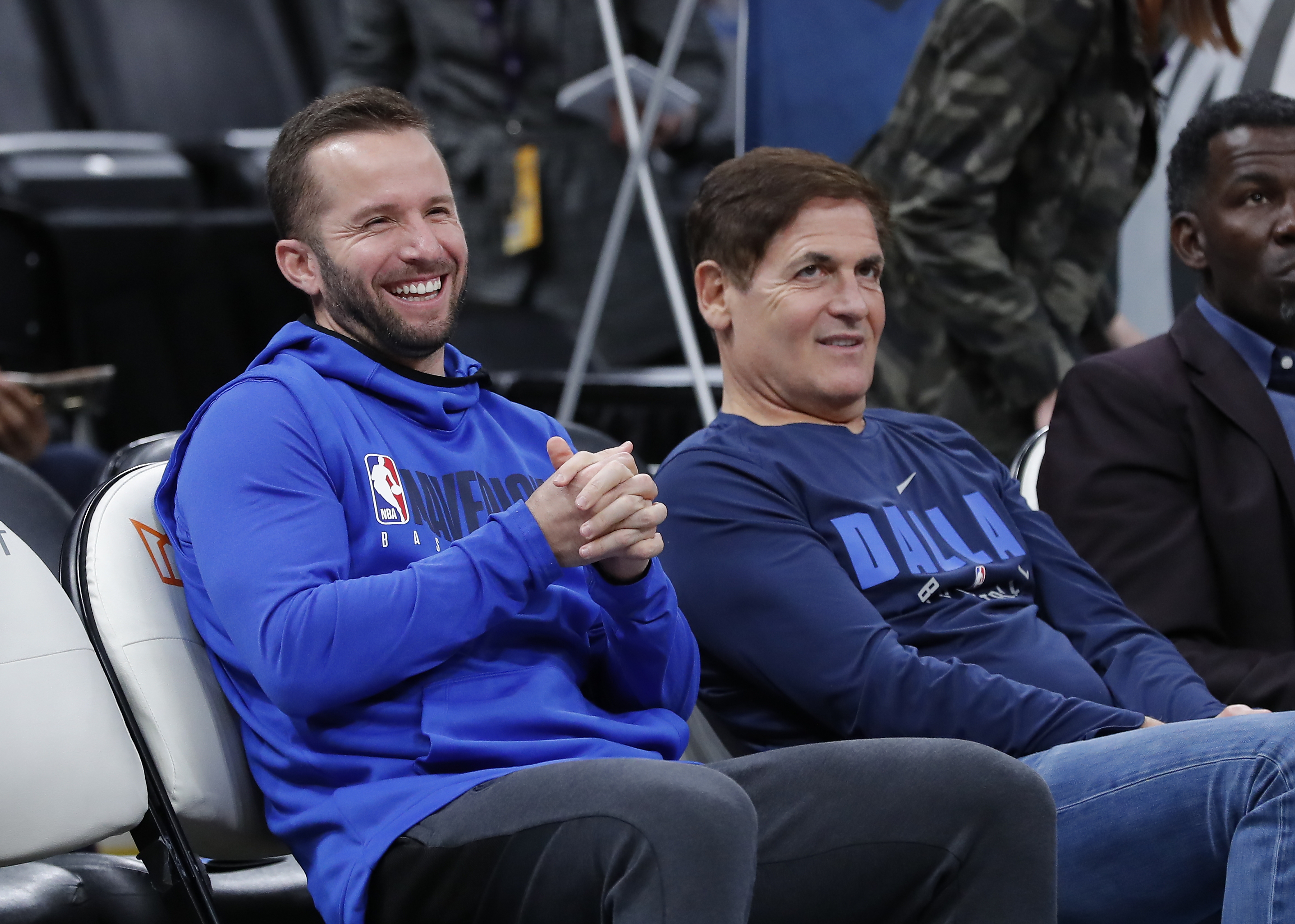 Mavs owner Mark Cuban reveals he once tried to sign Michael Jordan