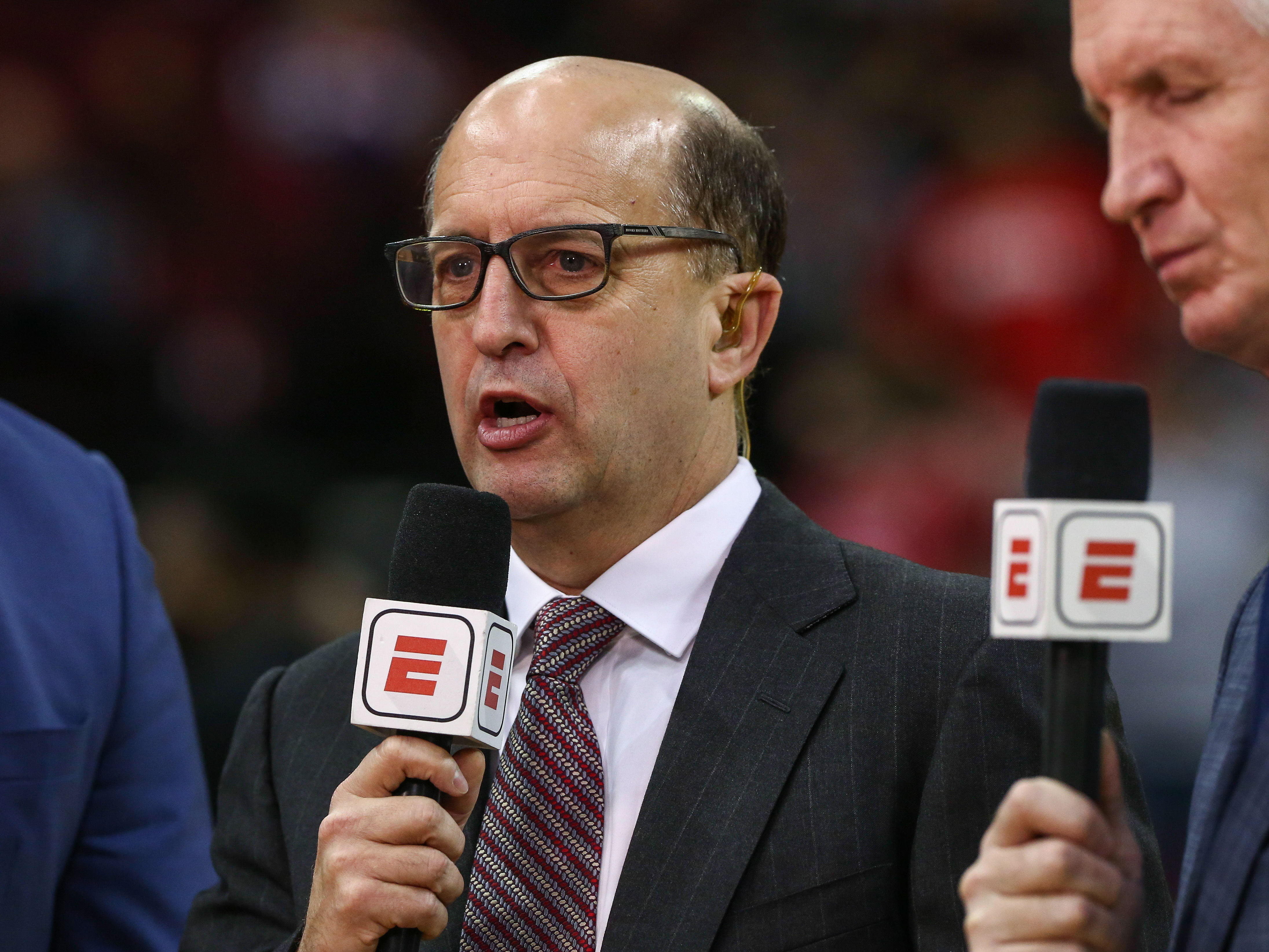 Jeff Van Gundy goes to bat for Patrick Ewing amid recent criticism