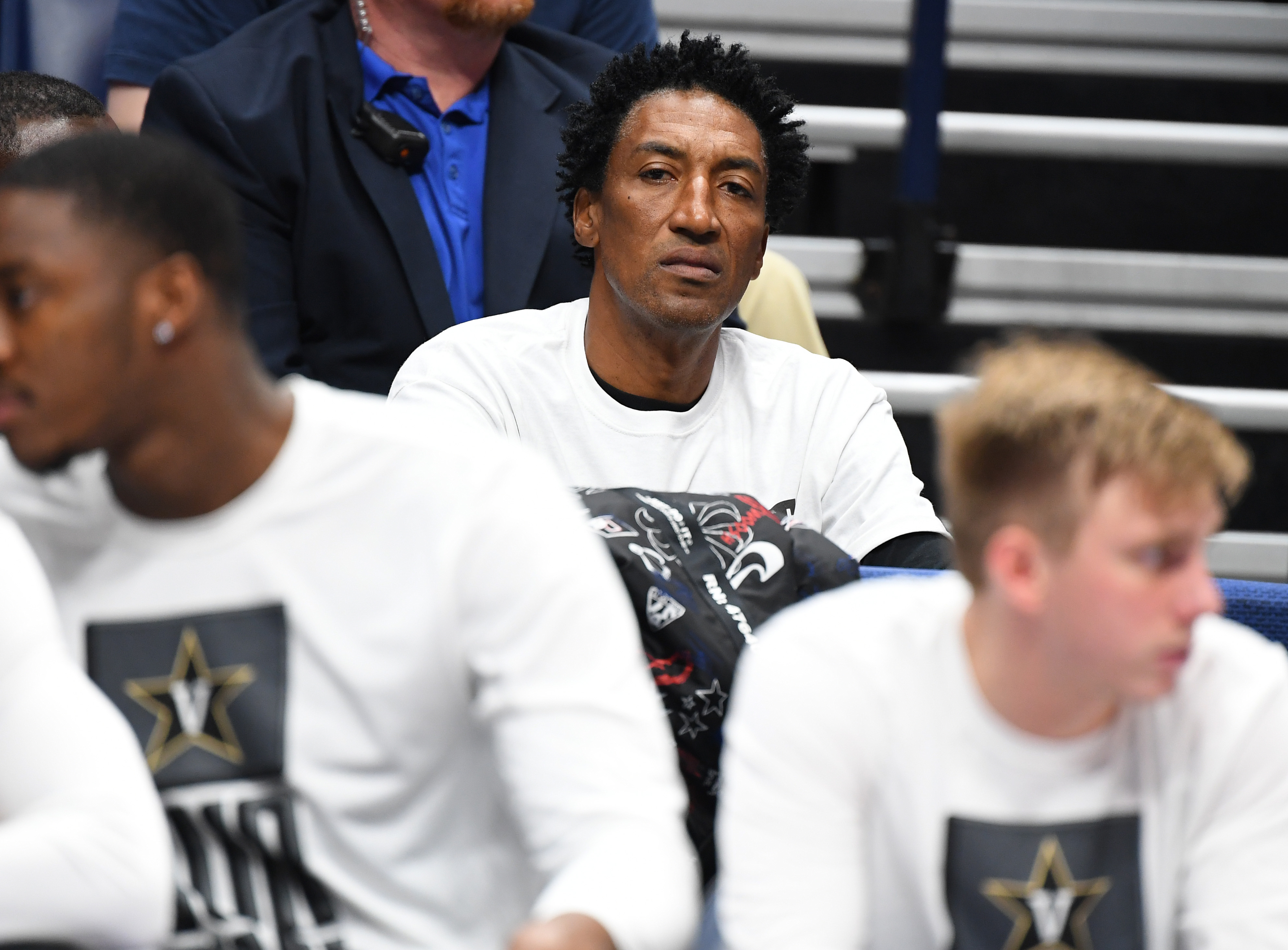 Scottie Pippen 'so angry' at Michael Jordan over portrayal in 'The Last Dance'