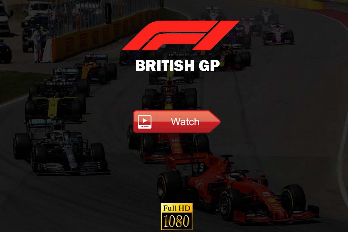 Verified British Grand Prix Live Stream Reddit 2020