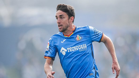 Jaime Mata helps Getafe return to fifth place in La Liga