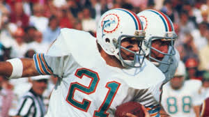 Former Dolphins All-Star RB Jim Kiick dies at age 73