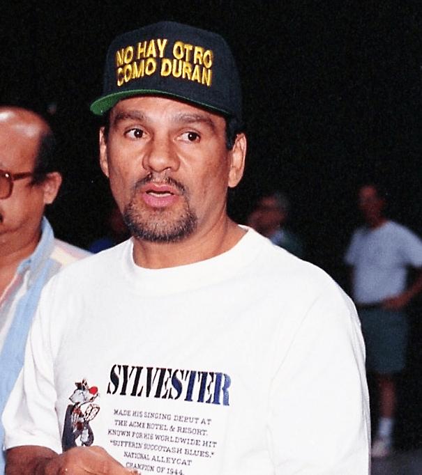 Roberto Duran hospitalized with coronavirus