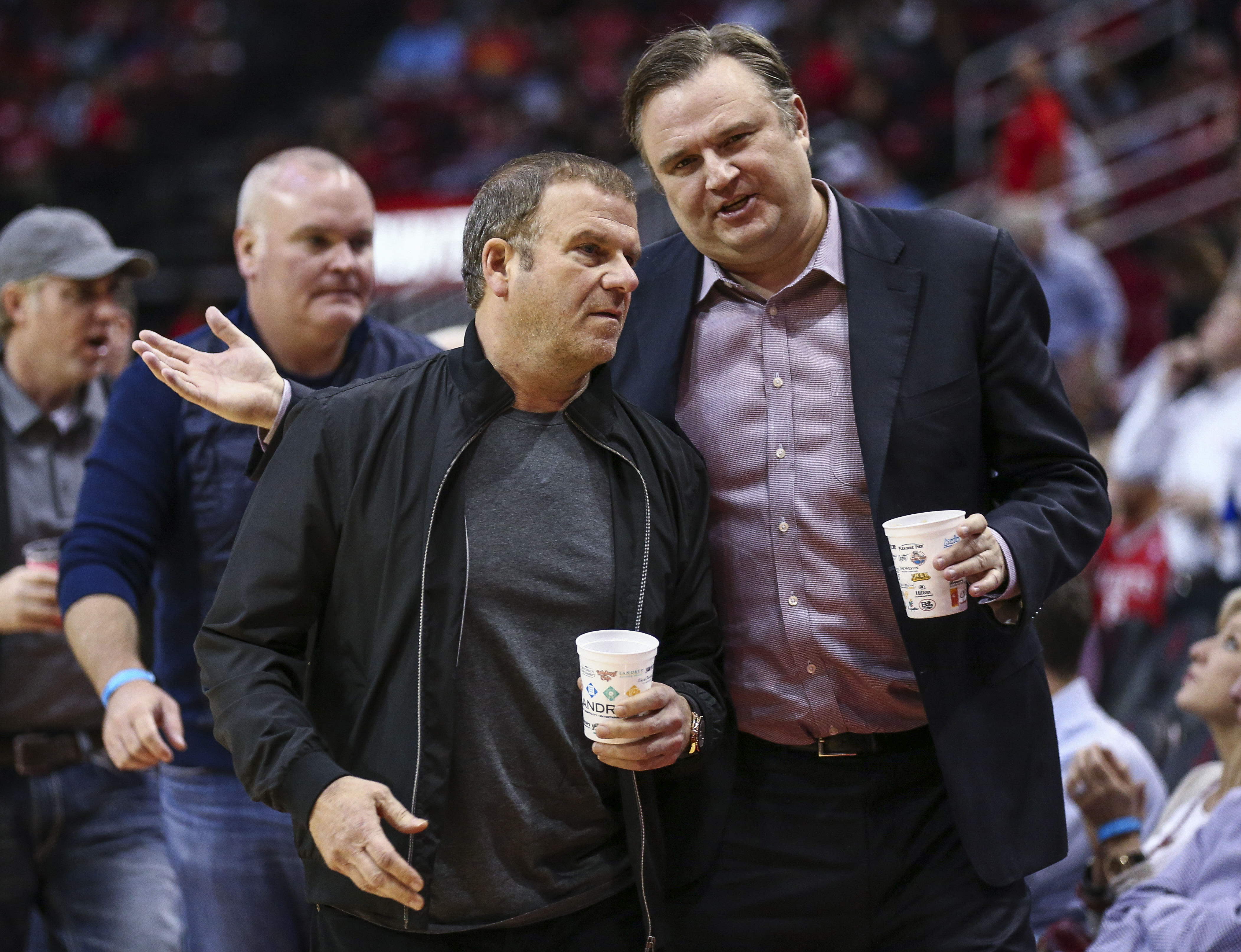 Daryl Morey has high expectations for Rockets, says team 'should win' NBA title