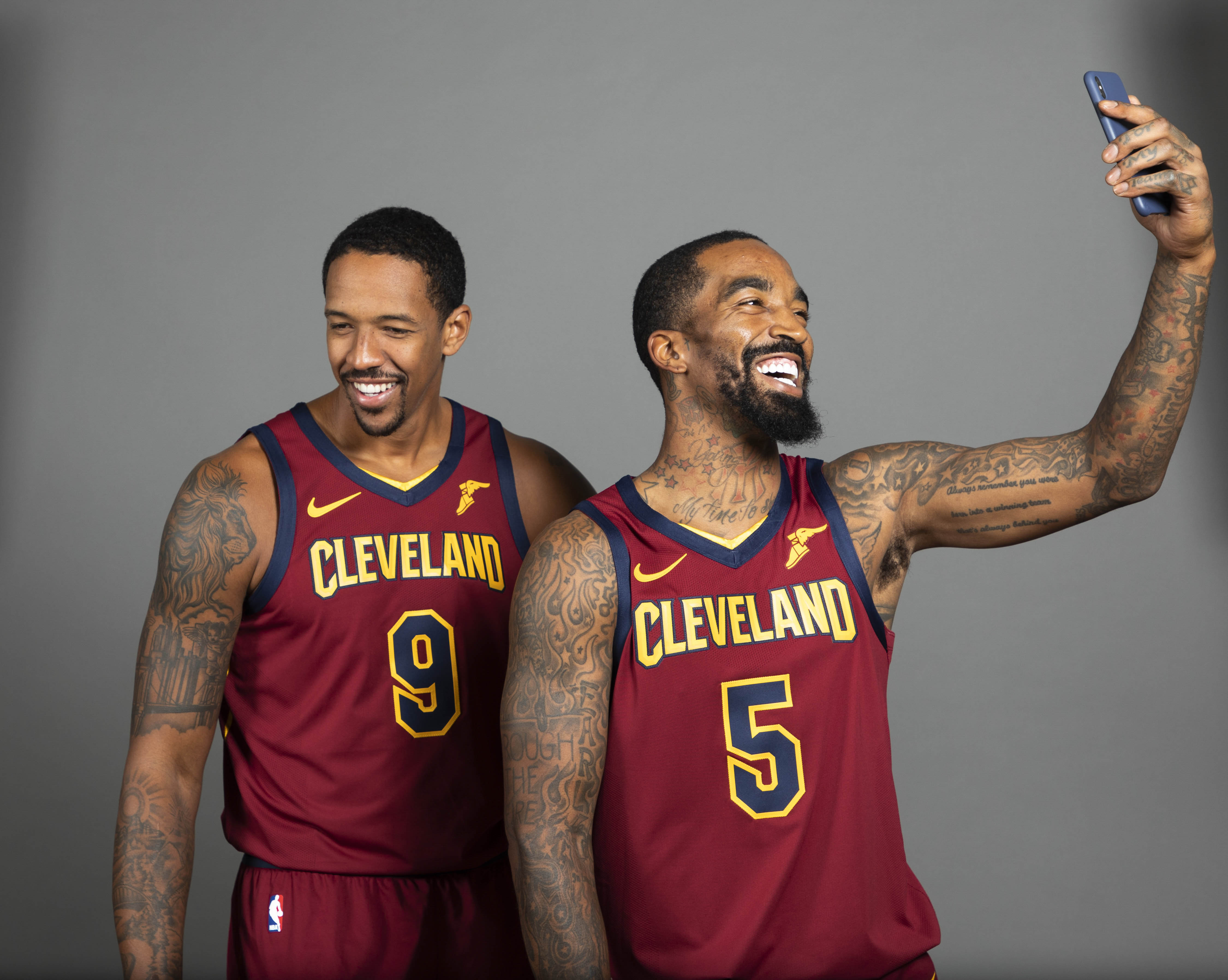 JR Smith regrets beating up on vandal who damaged his car