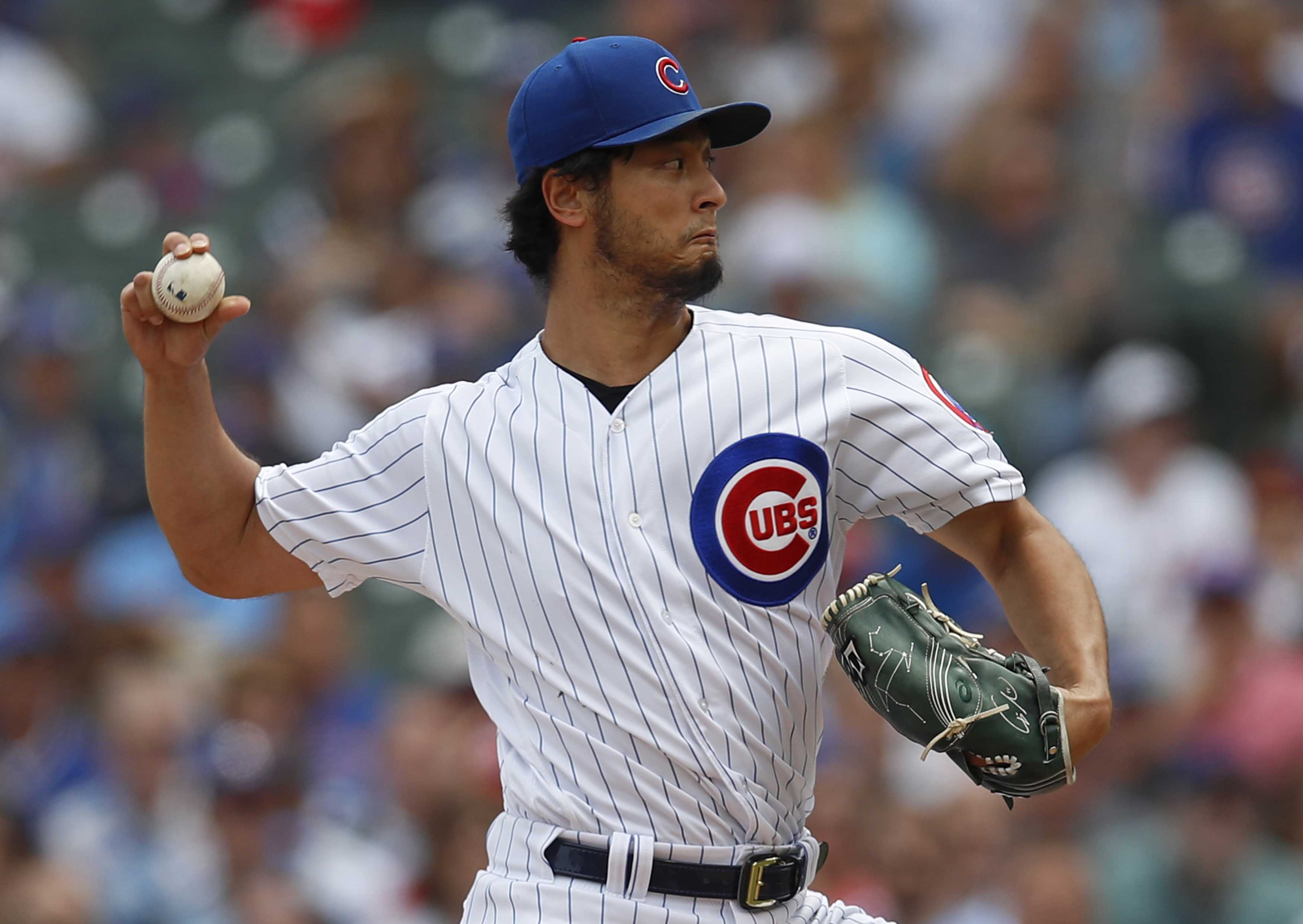 Cubs trade Yu Darvish to Padres for Zach Davies in a blockbuster deal