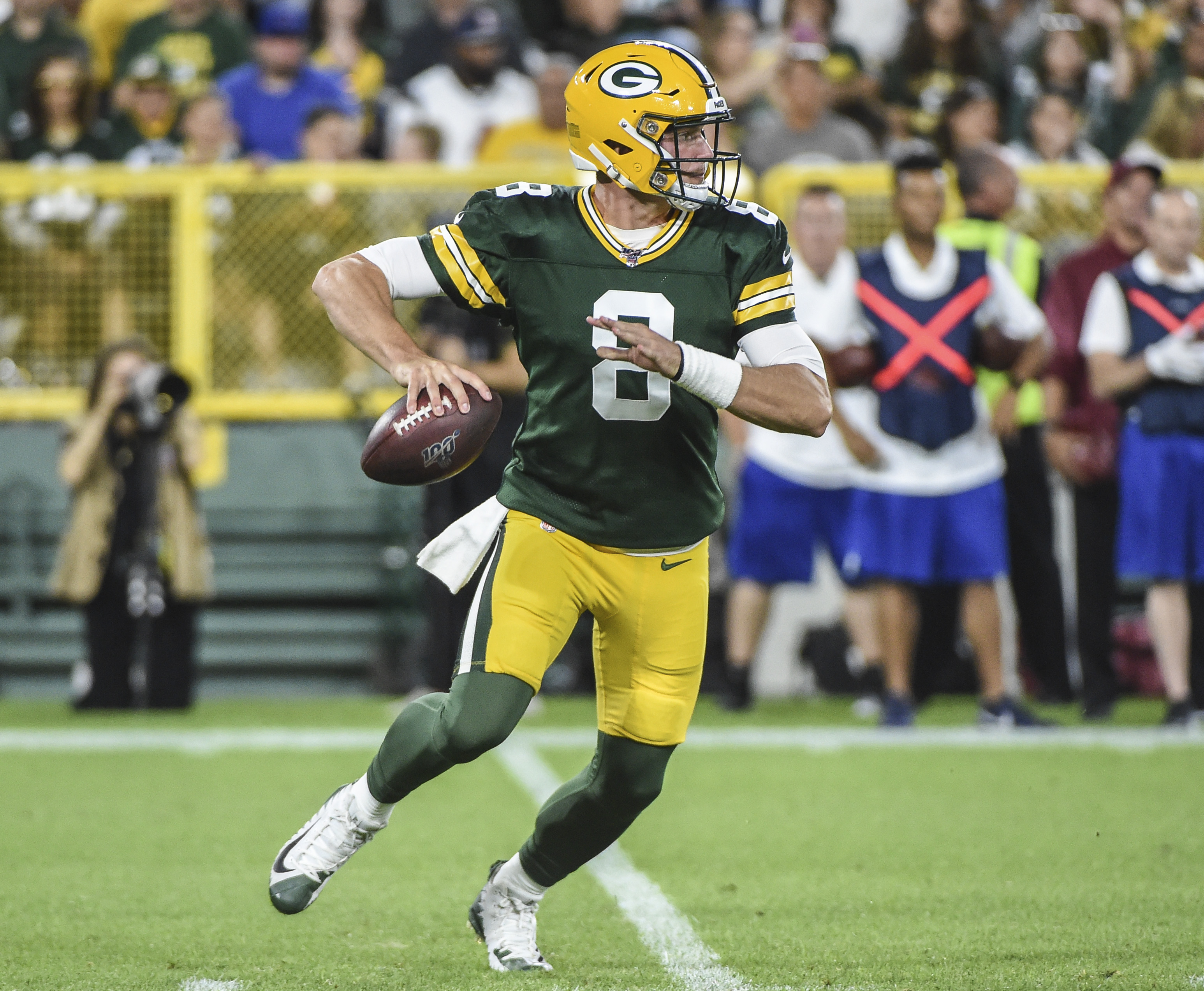 Will Tim Boyle Stay with the Packers in 2020?