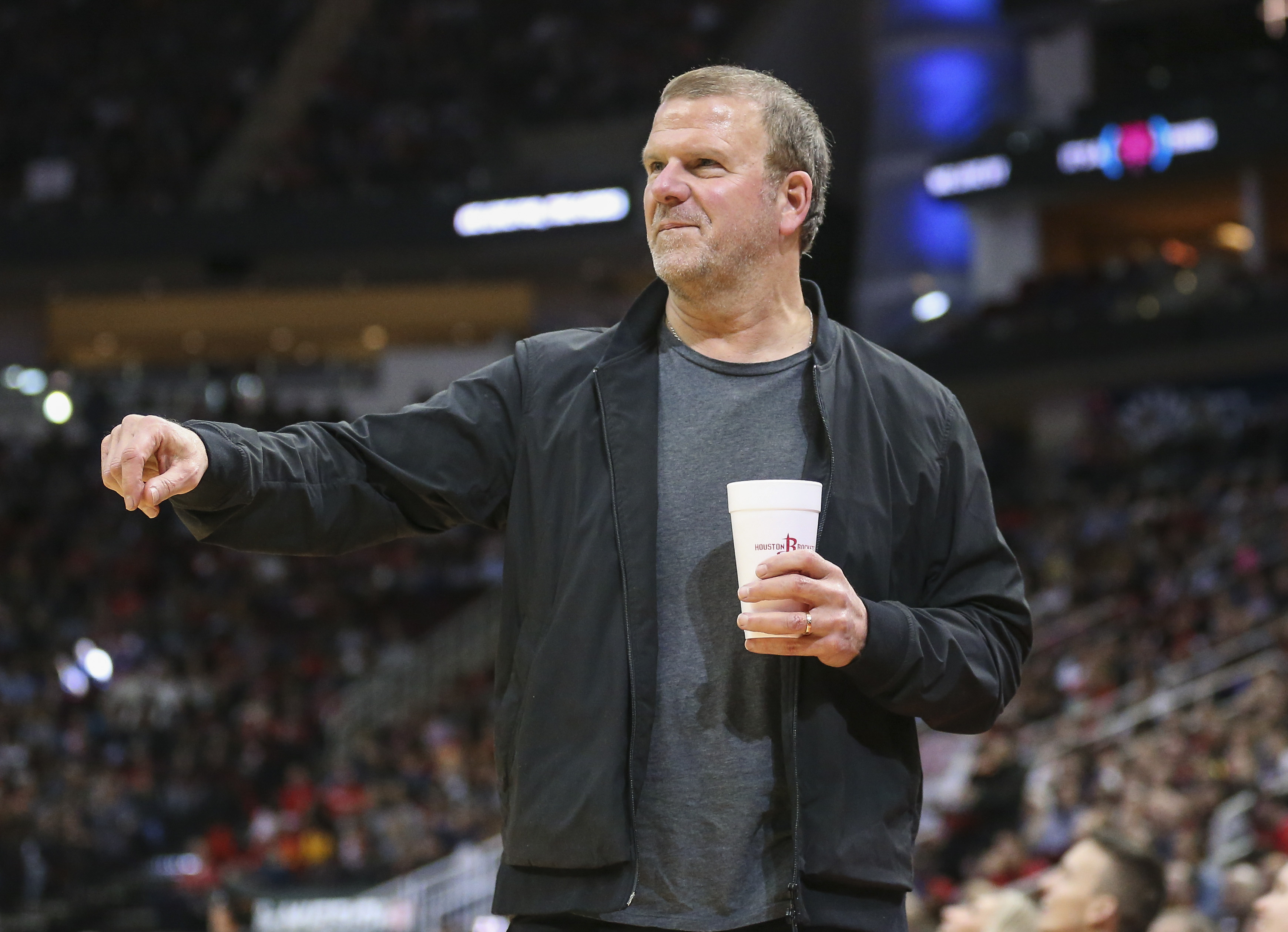 Rockets owner Tilman Fertitta believes protesters are what 'makes America great'