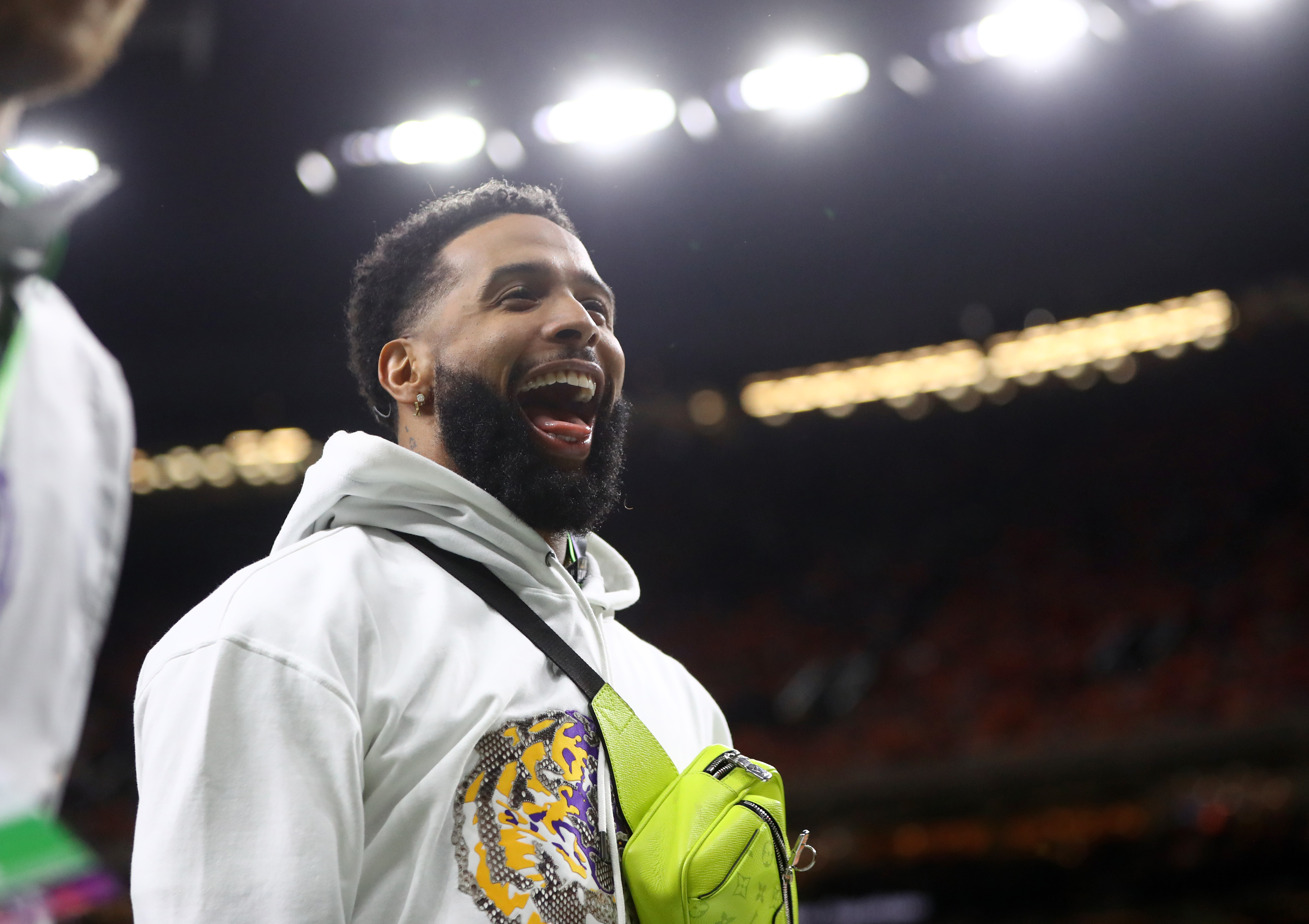 Odell Beckham Jr. calls out police, saying 'we demand that justice be served'